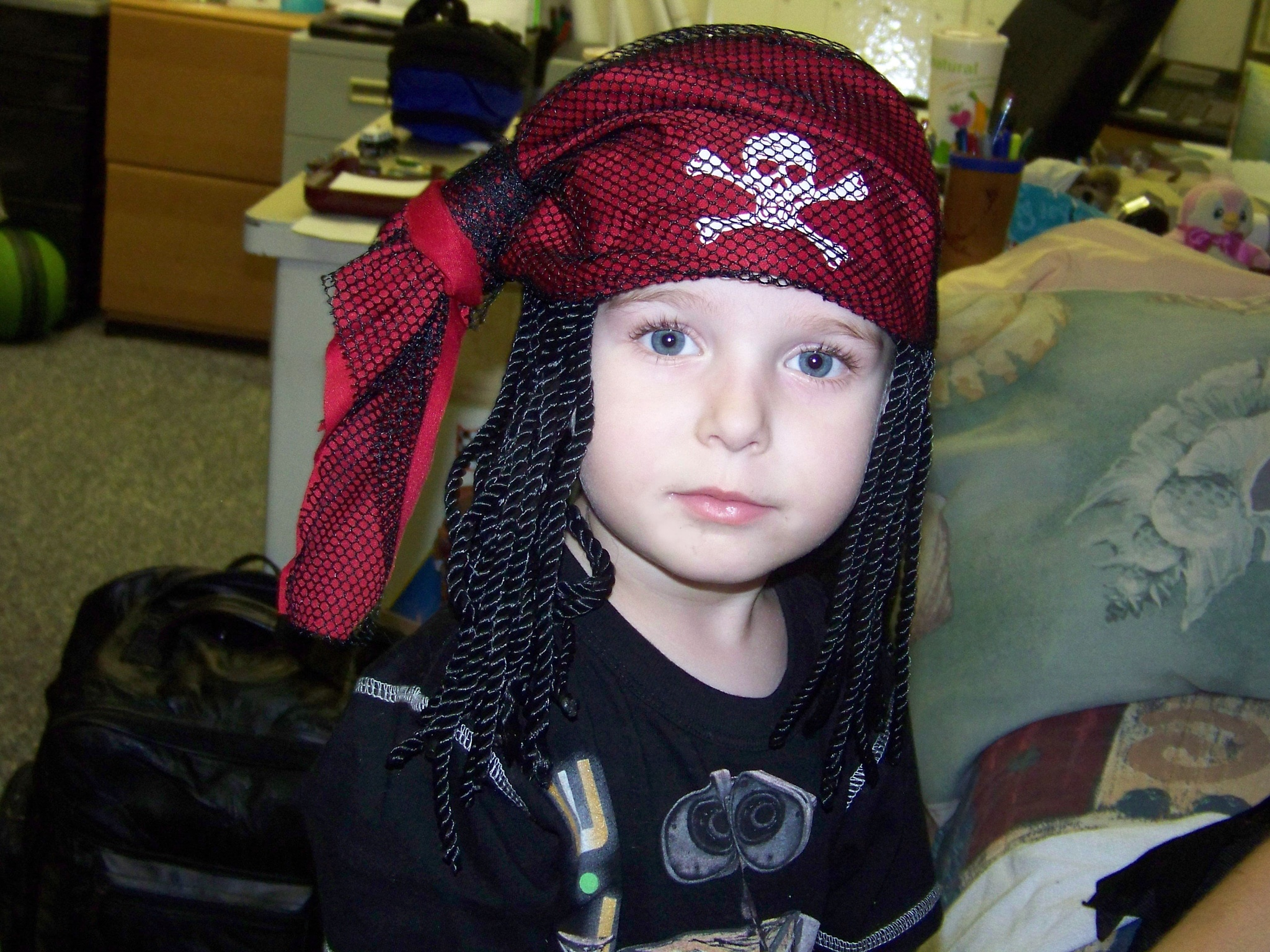 Our little Pirate by Julie