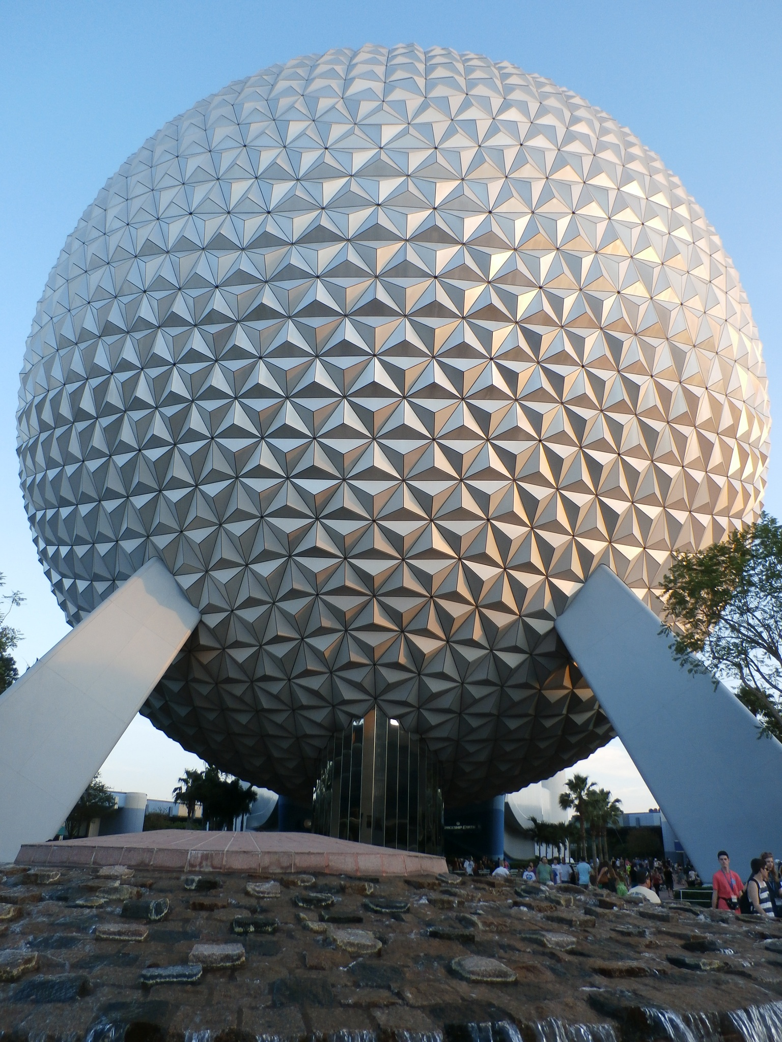 Epcot Ball by Julie