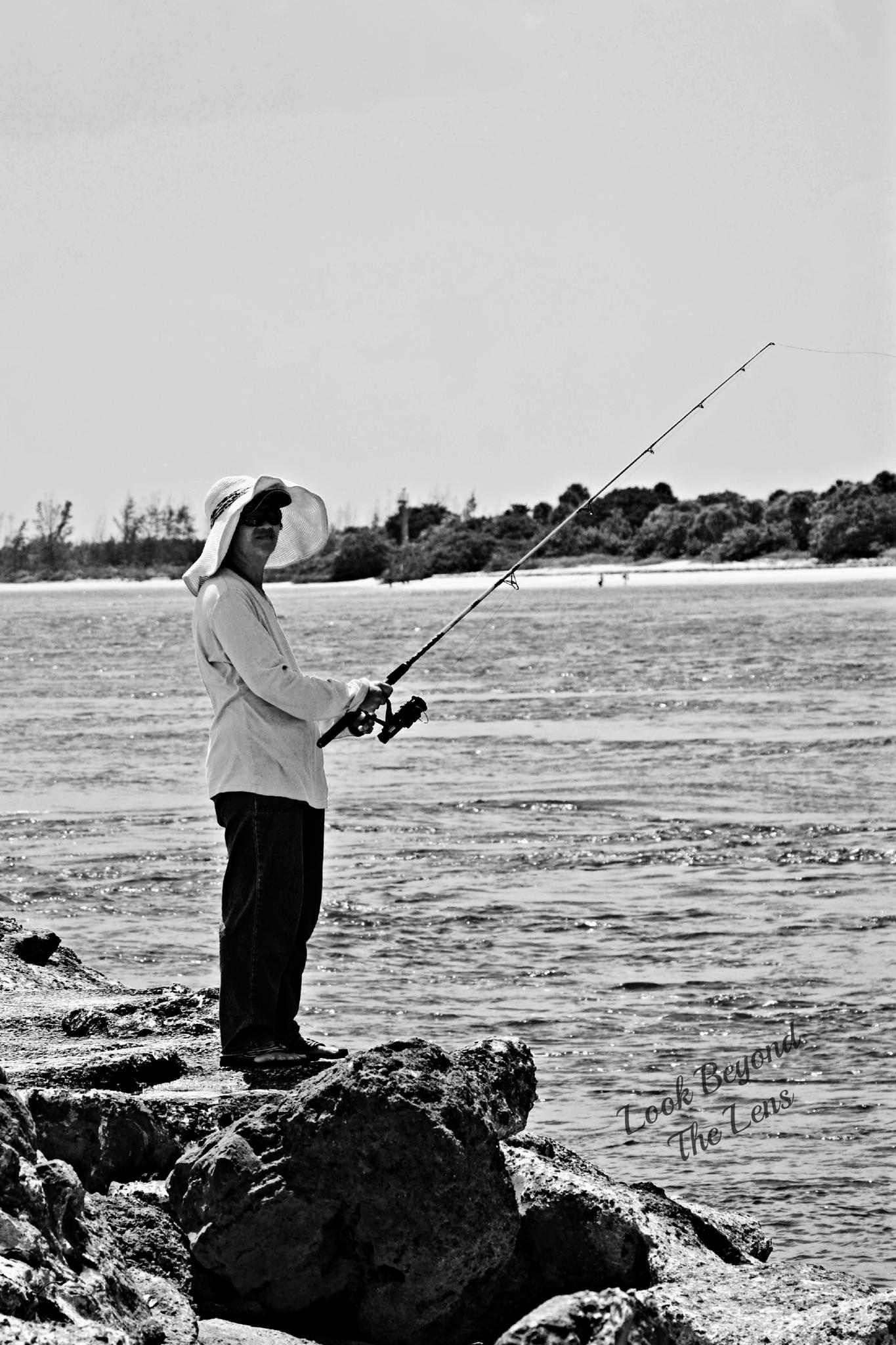 The Fisherman by sunshinerjw1