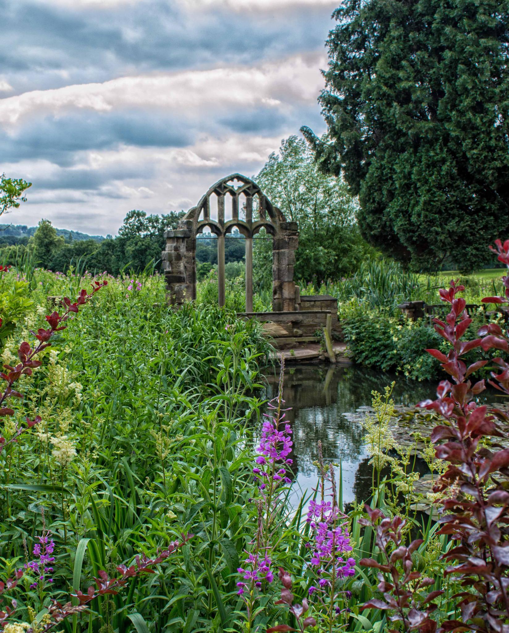 Fairy Garden by Maldo