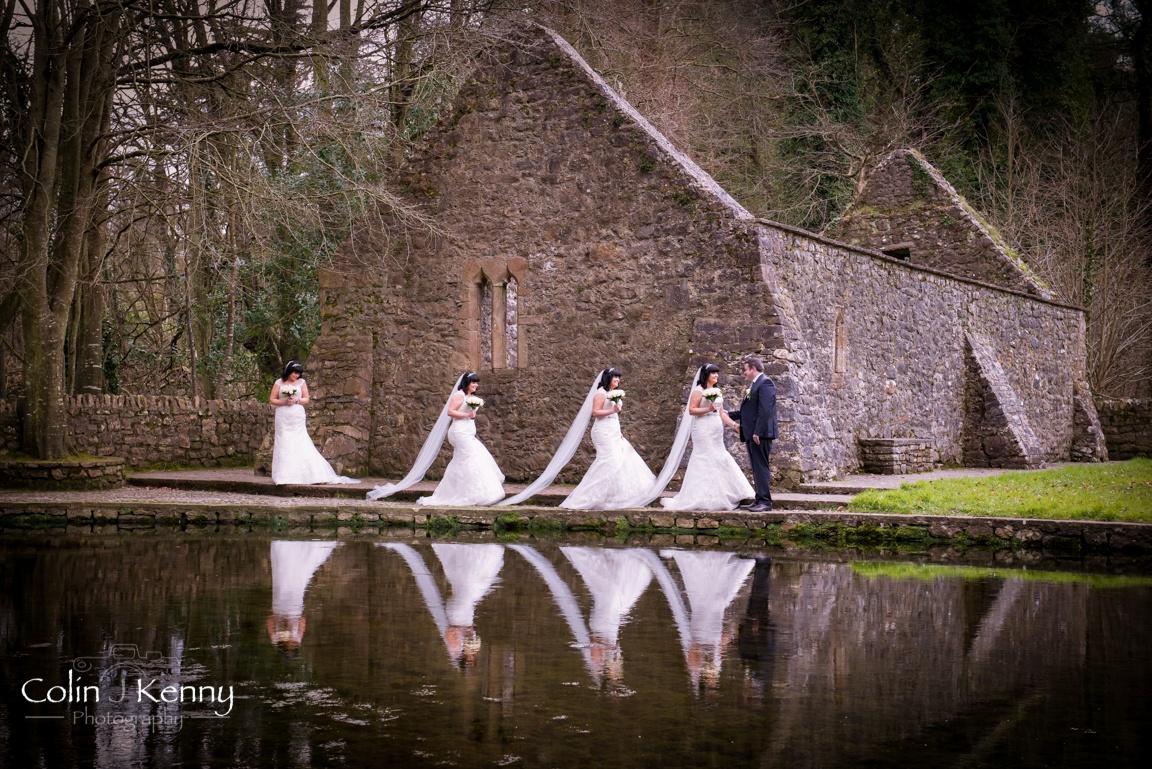 The Wedding Walk by Colin J Kenny
