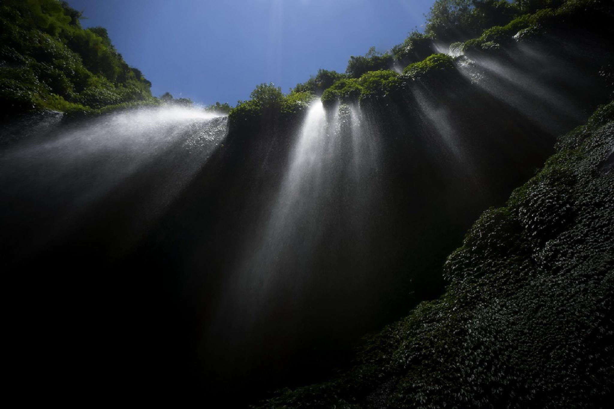 Waterfall Madakaripura by lim.darmawan