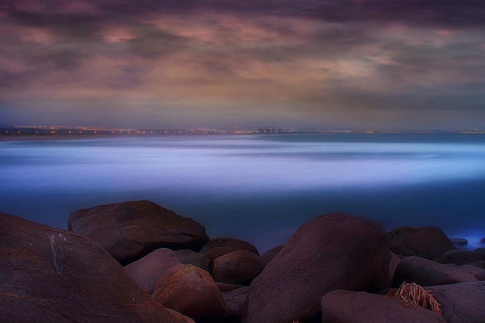 LANDSCAPE (Puerto Velero Chile) by Renzo
