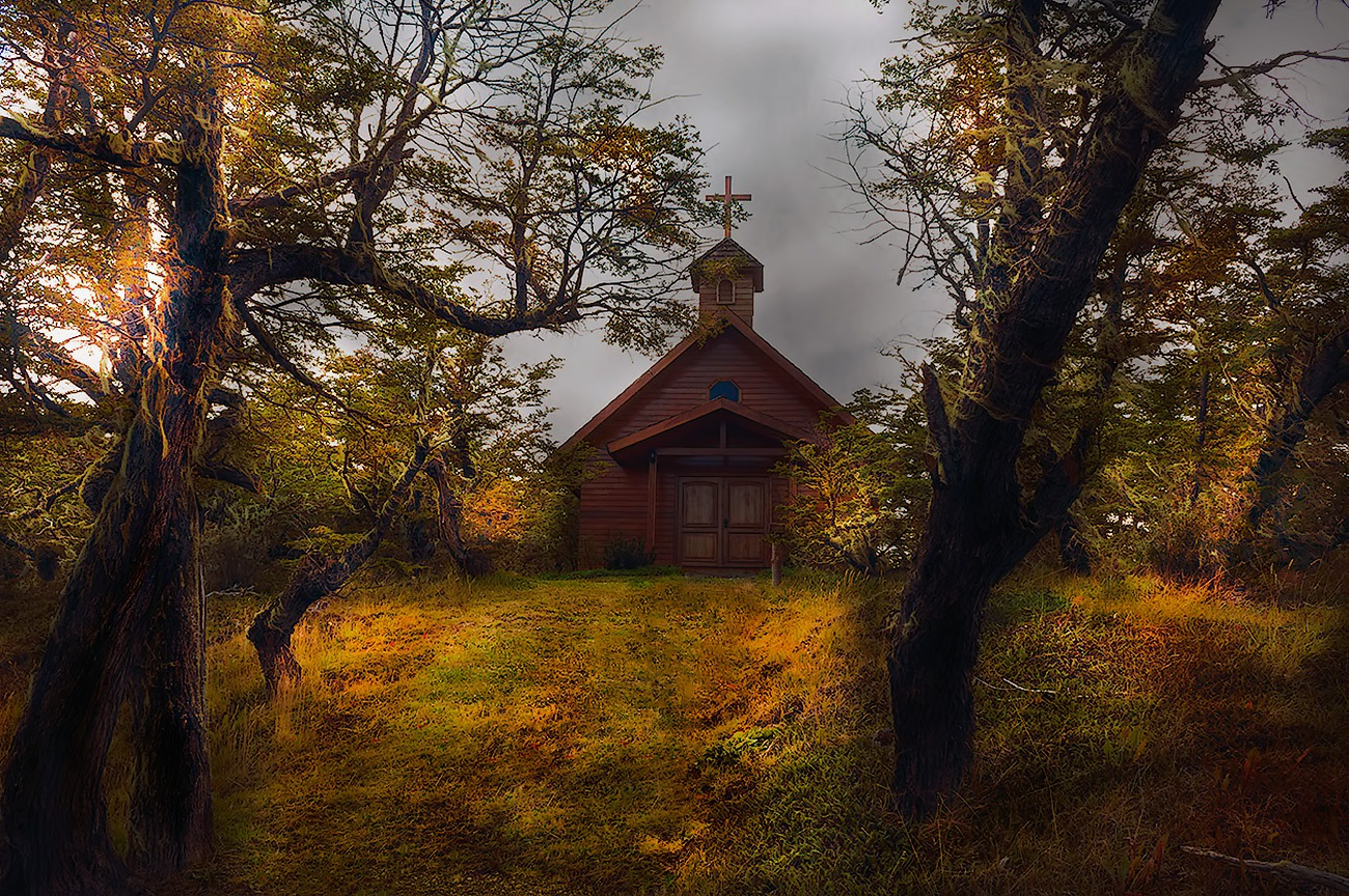 CHURCH by Renzo