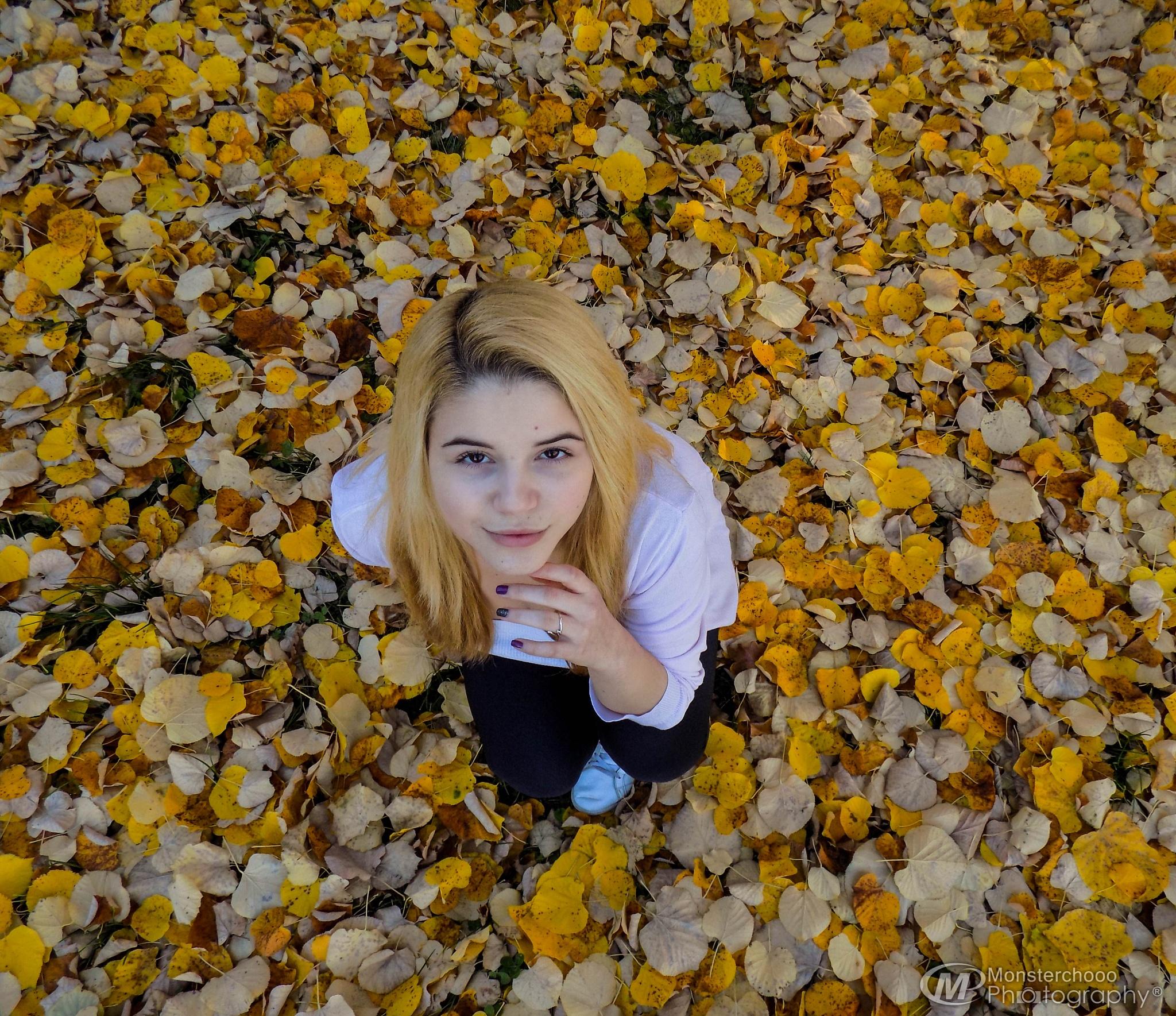 Teen leaves  by Yusmenovv Photography