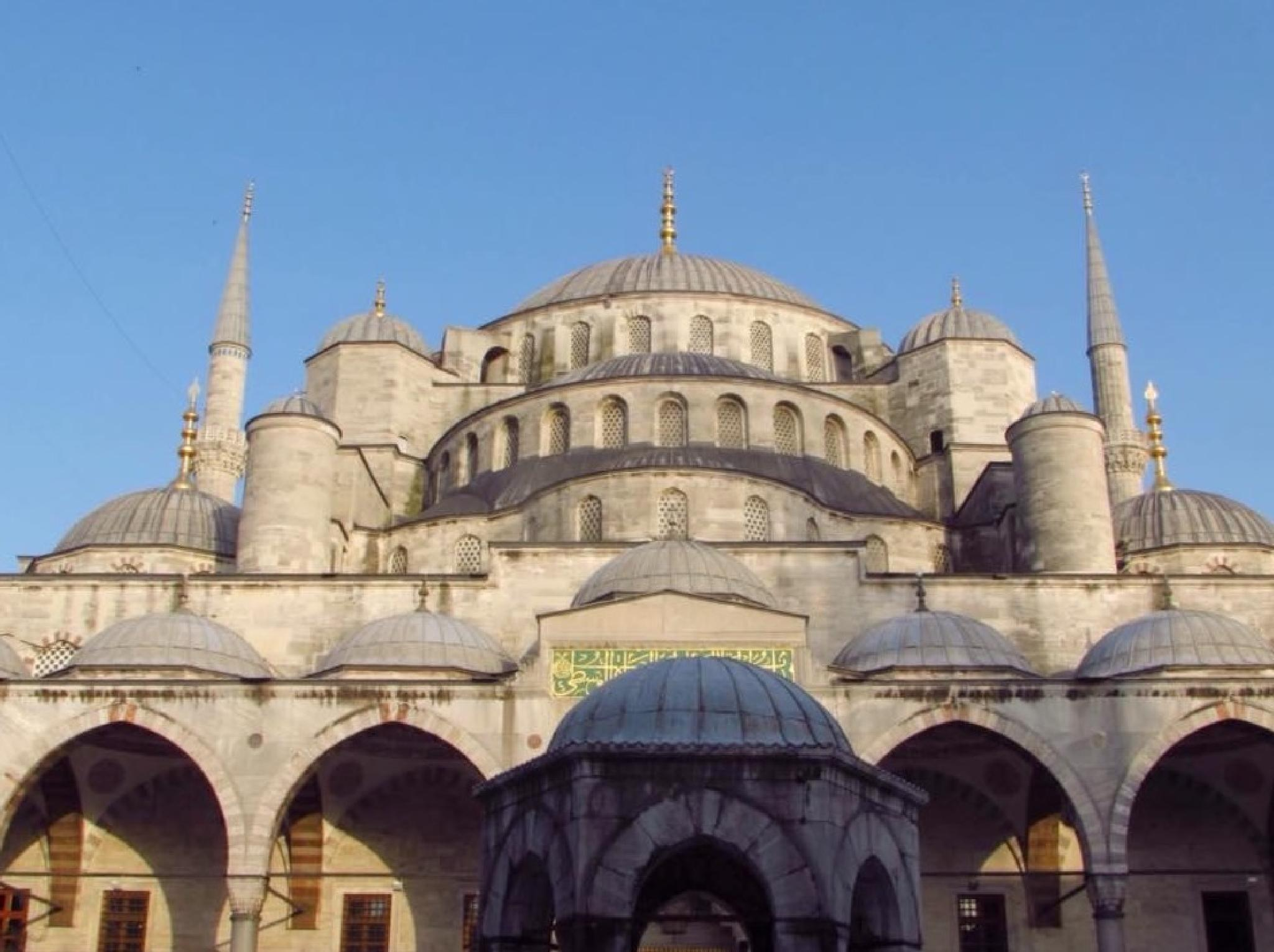 Sultanahmet Camii İstanbul by nejatgencer