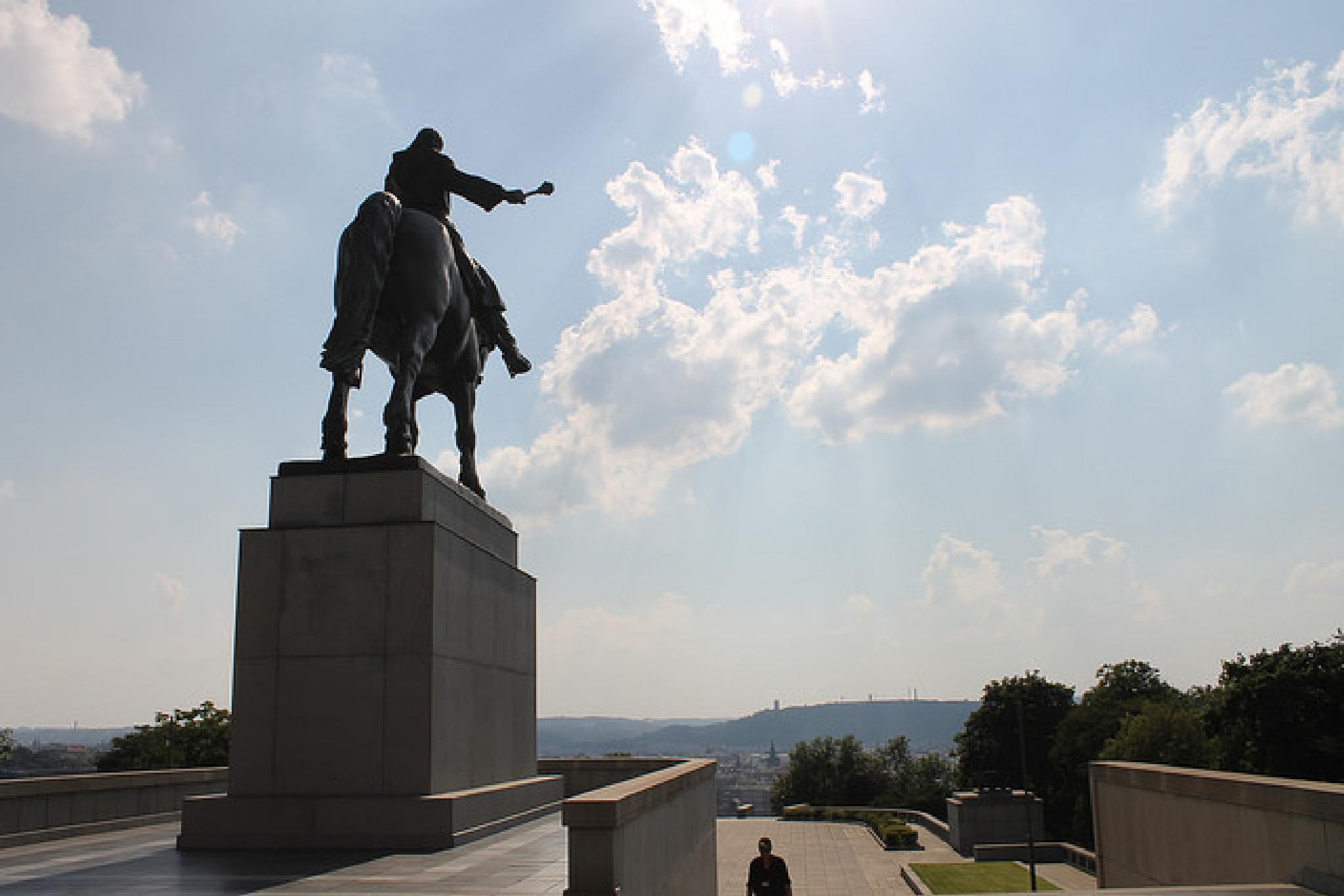 National Memorial by Radek Smidt
