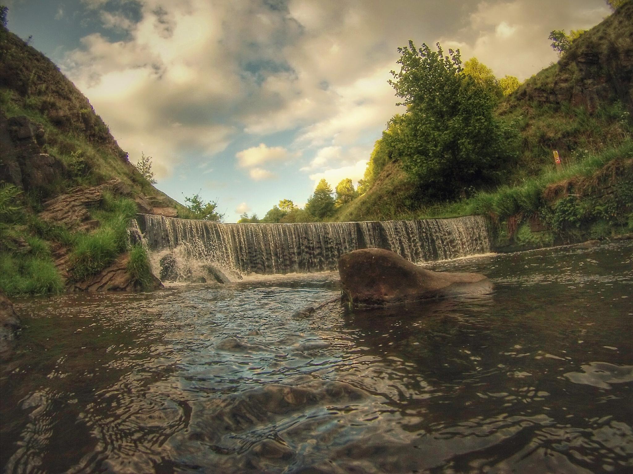 Waterfall by ralphadam85