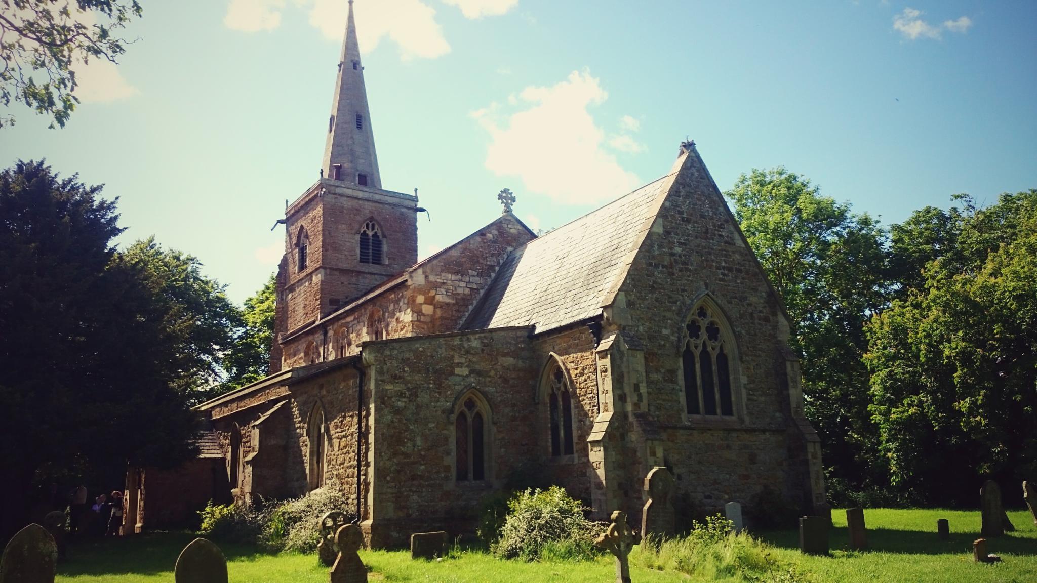 Church  by ralphadam85