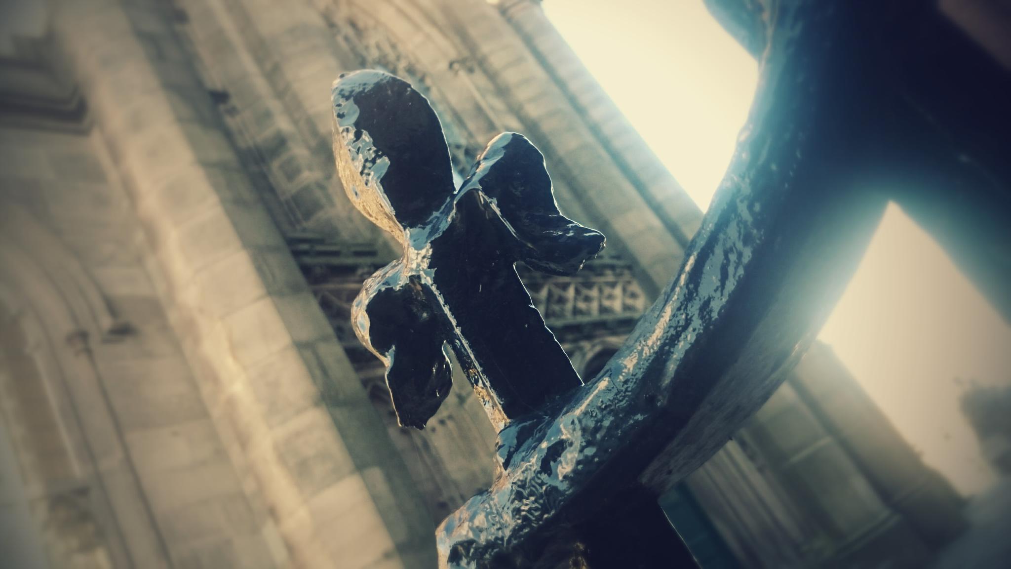 Iron railings.  by ralphadam85