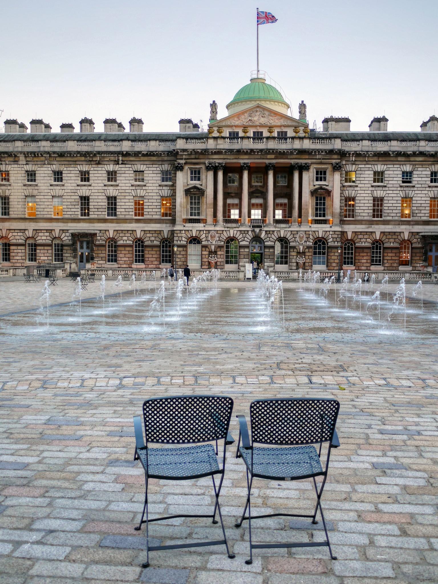 Somerset House London by Steven Best