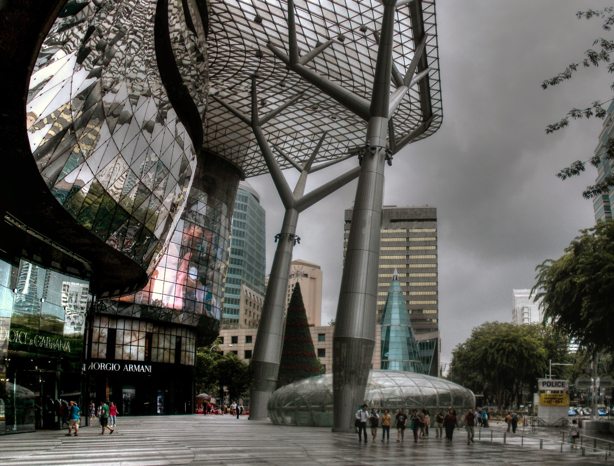 Before the Storm Singapore by Steven Best