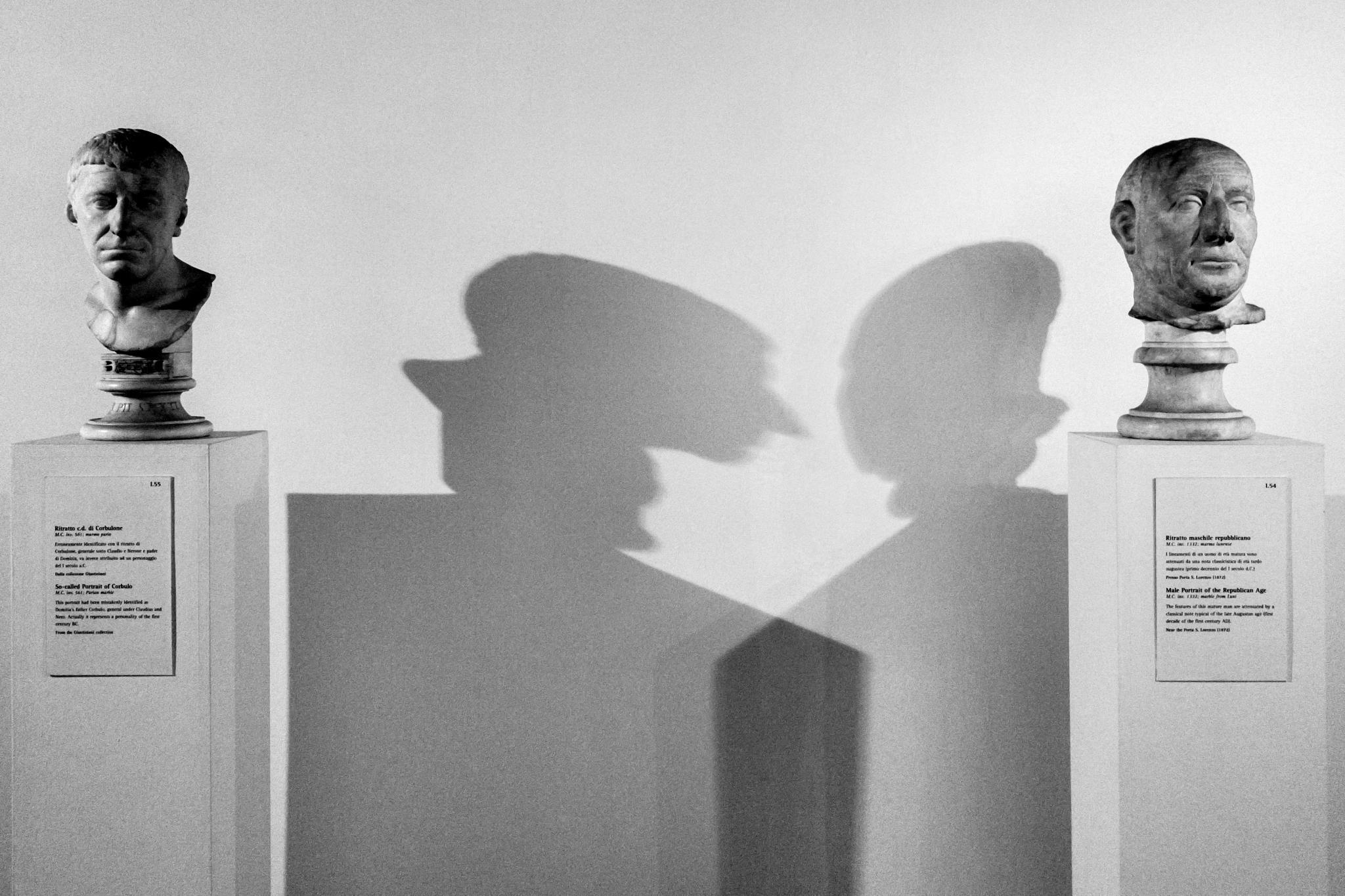 Shadows by Bruno Conte