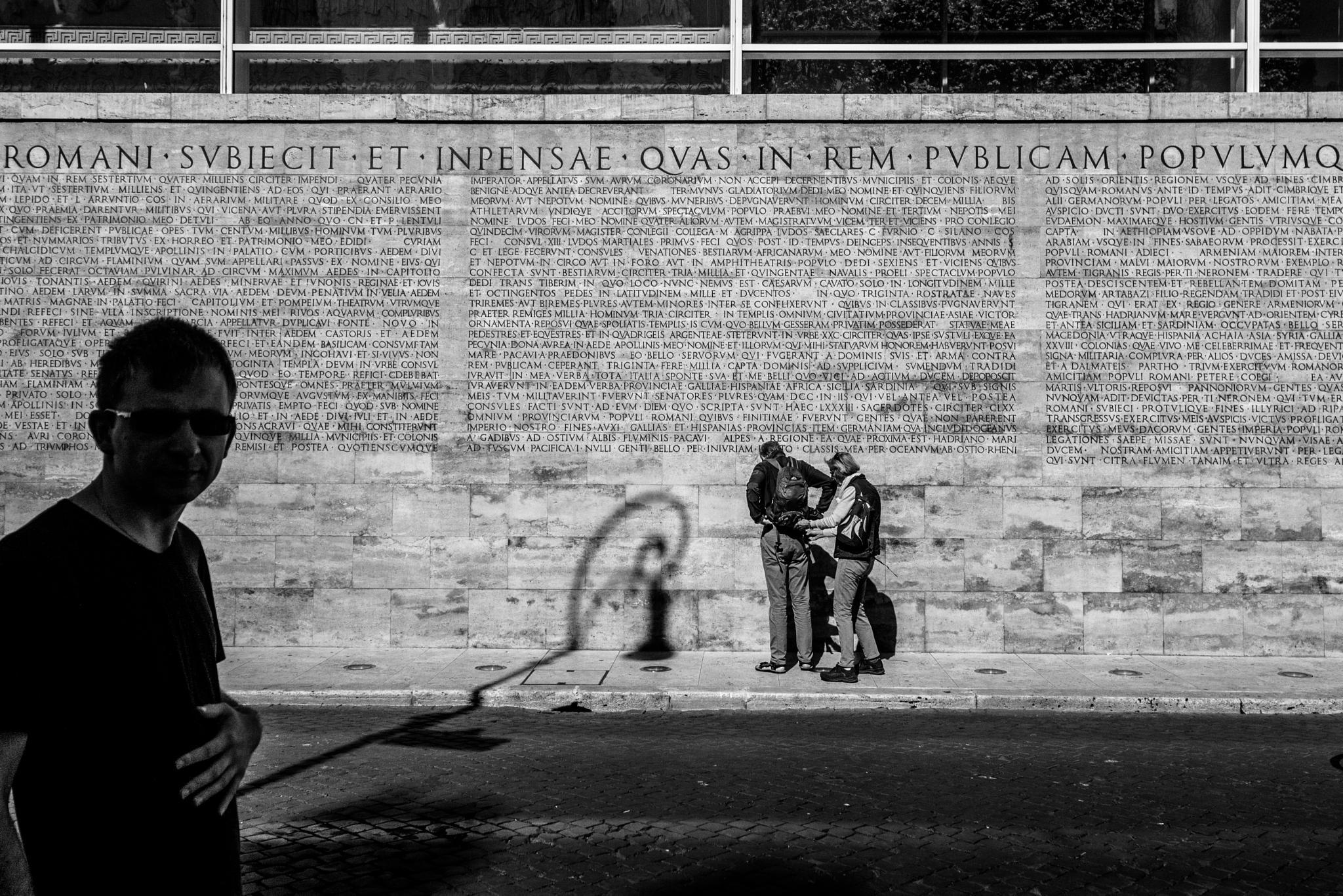 Rome 2014 by Bruno Conte