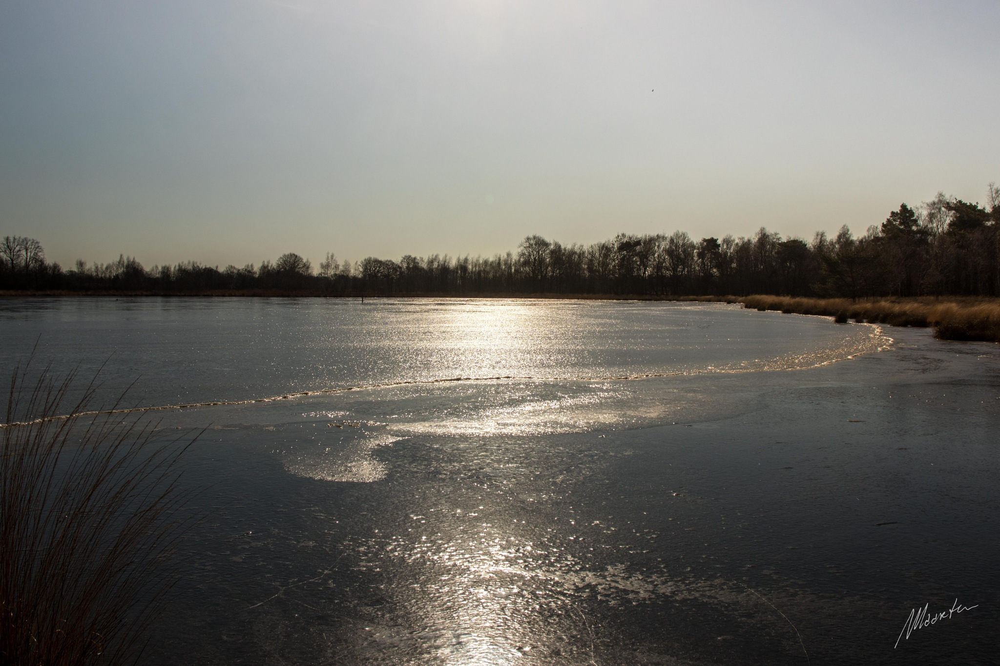 Almost ready for ice skating by Maarten Hendriks
