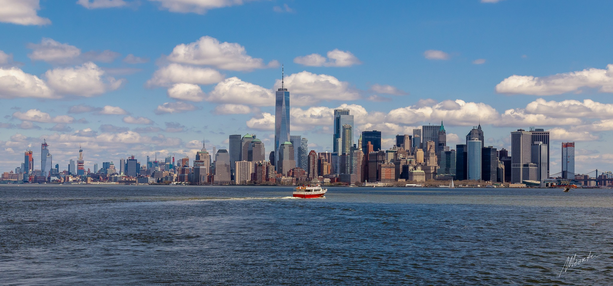 New York  by Maarten Hendriks