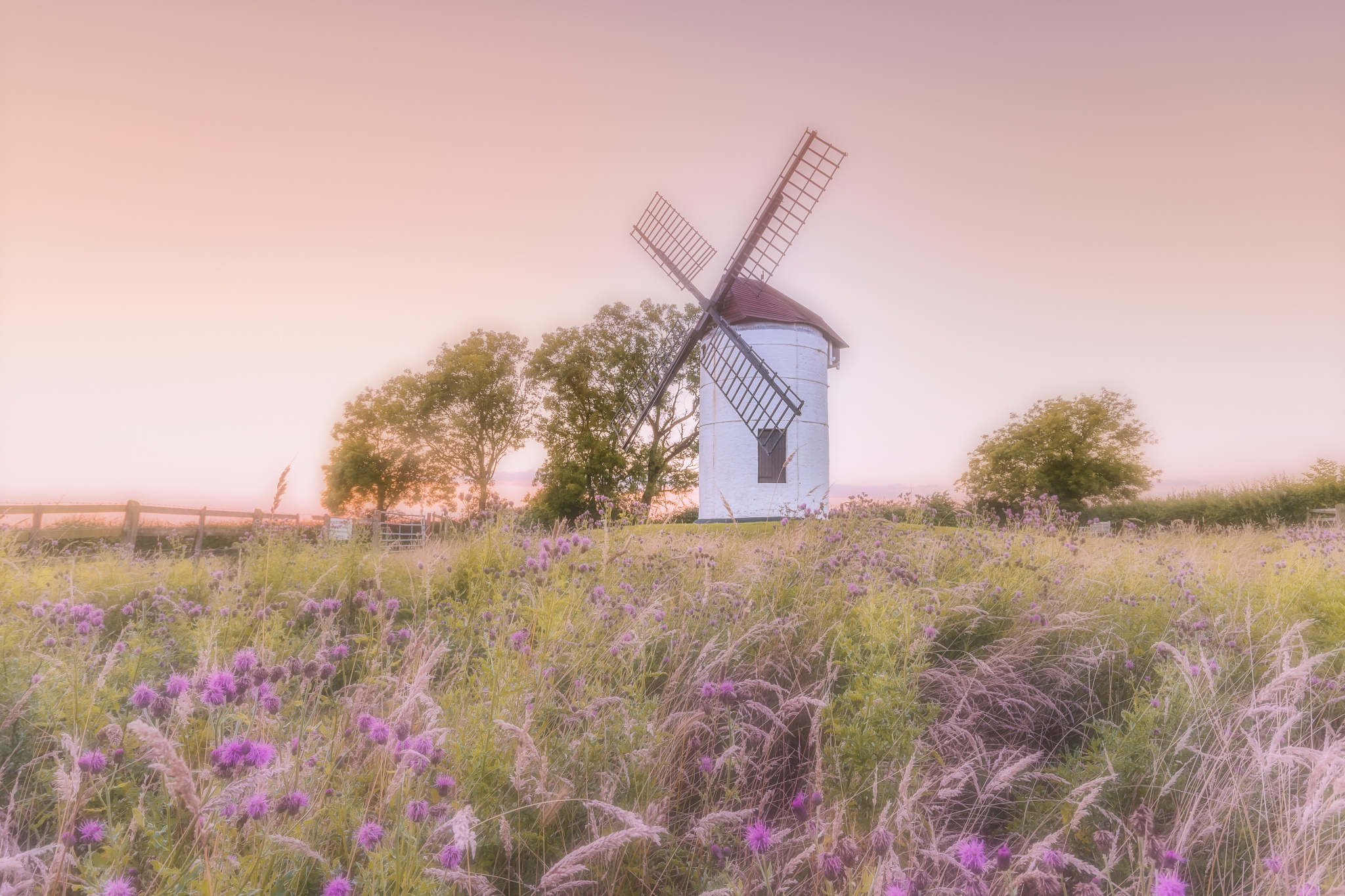 The windmill by M.A.Nash Photograpy