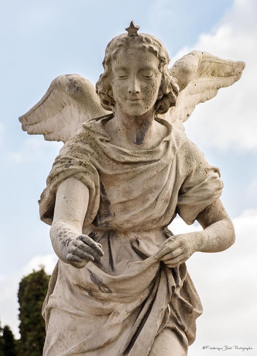 Un ange by behl.frederique