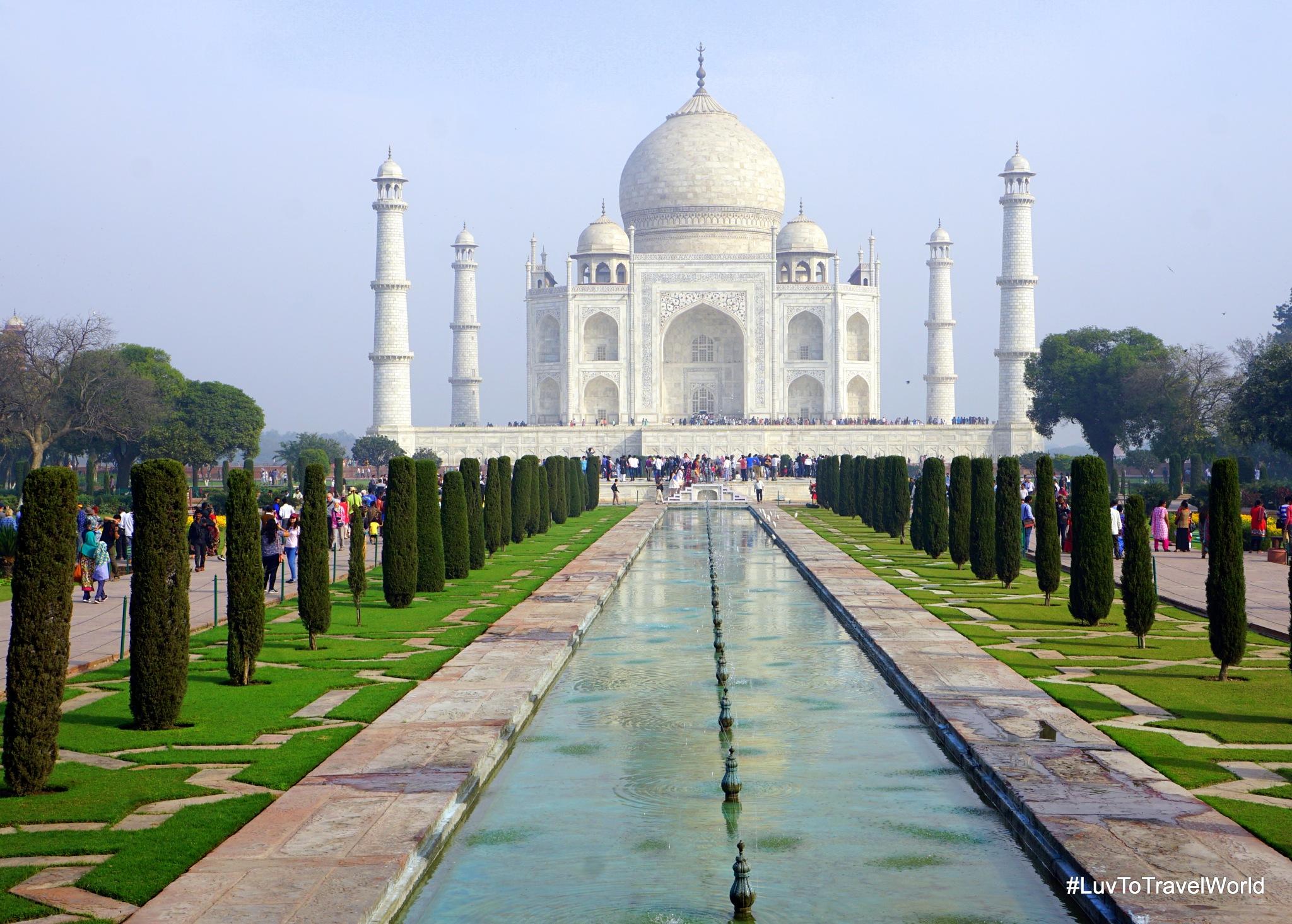 Taj by #LuvToTravelWorld