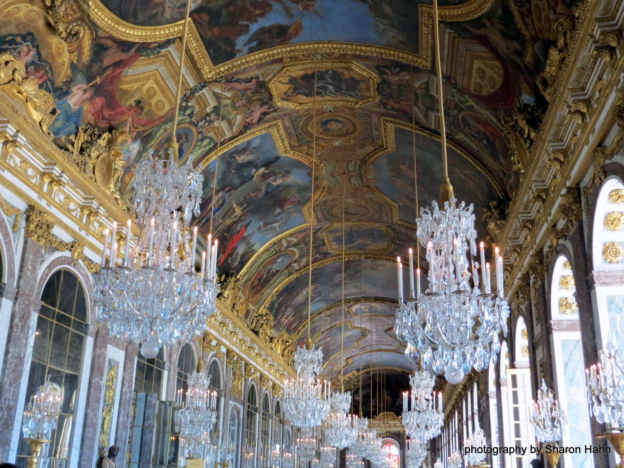 Hall of Mirrors by #LuvToTravelWorld