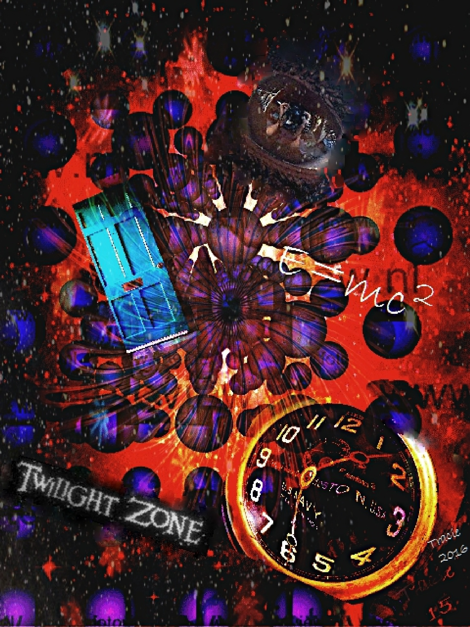 The Twilight Zone by Tracie
