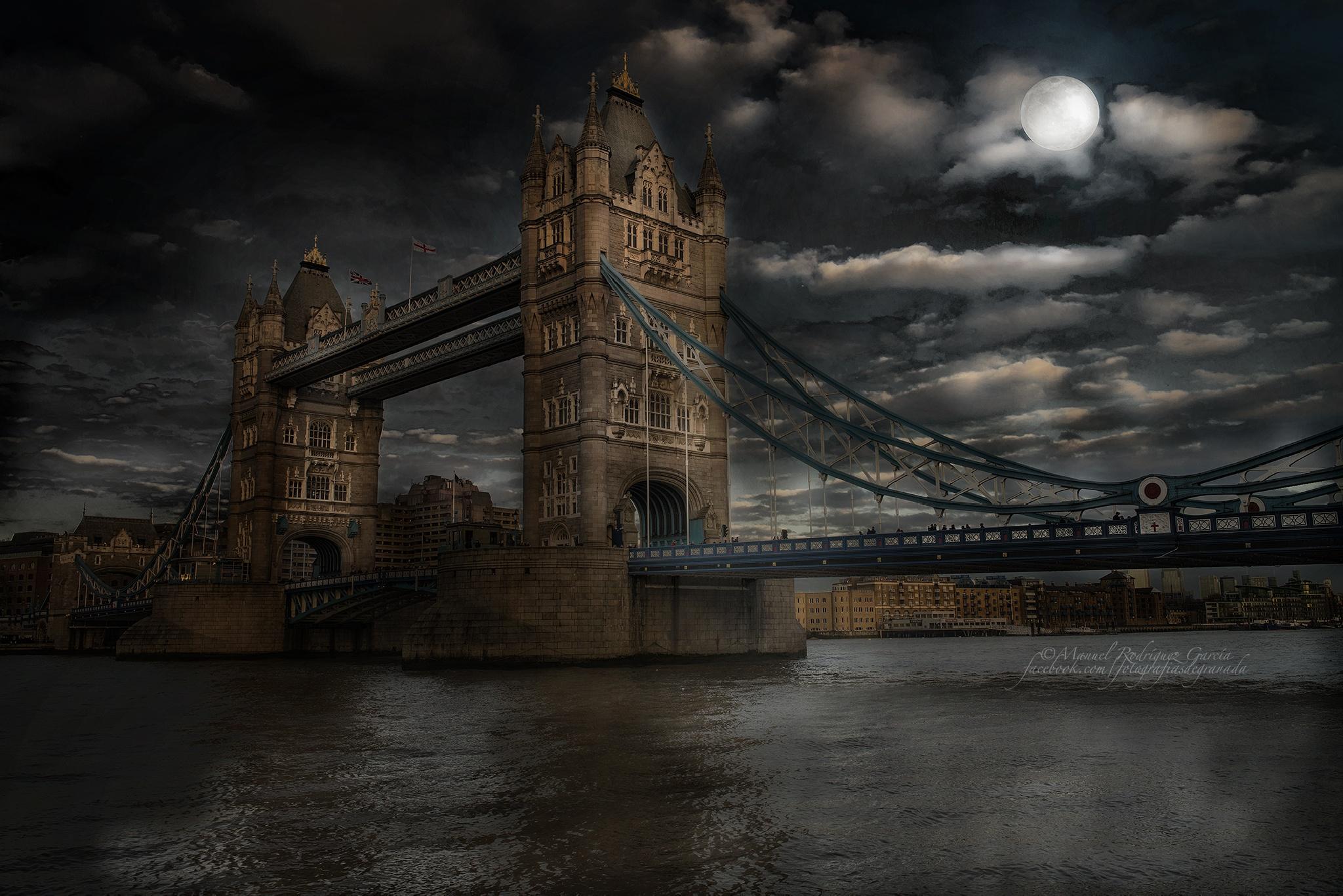 Puente de Londres by Manuel Rodríguez