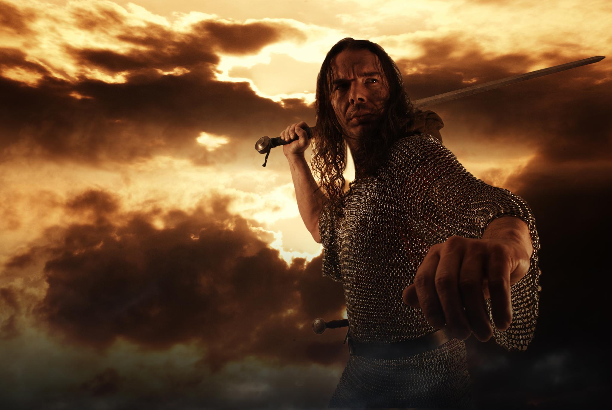 Aragorn, Son of Arathorn by Kristof Z.