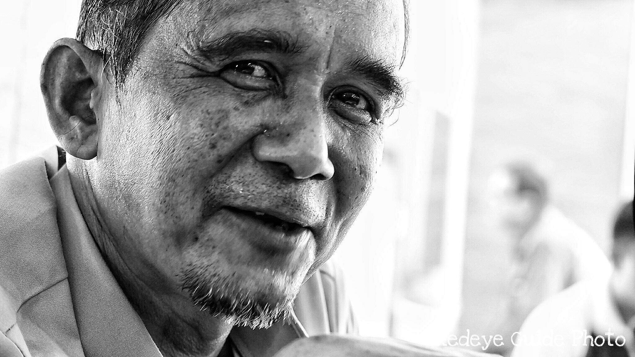 Tok Chee Arq by Kapten Redeye