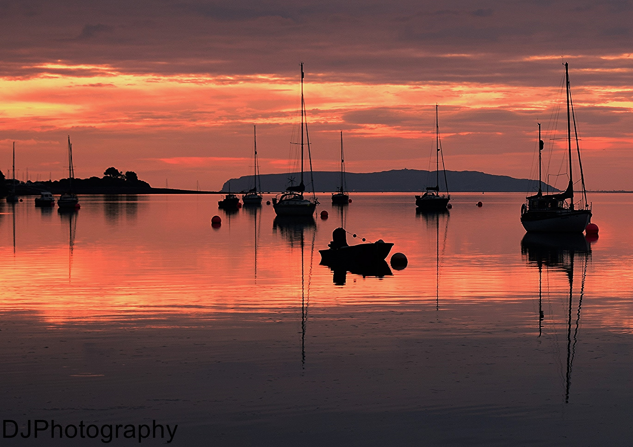 Morning colours Beaumaris by smudgesmat