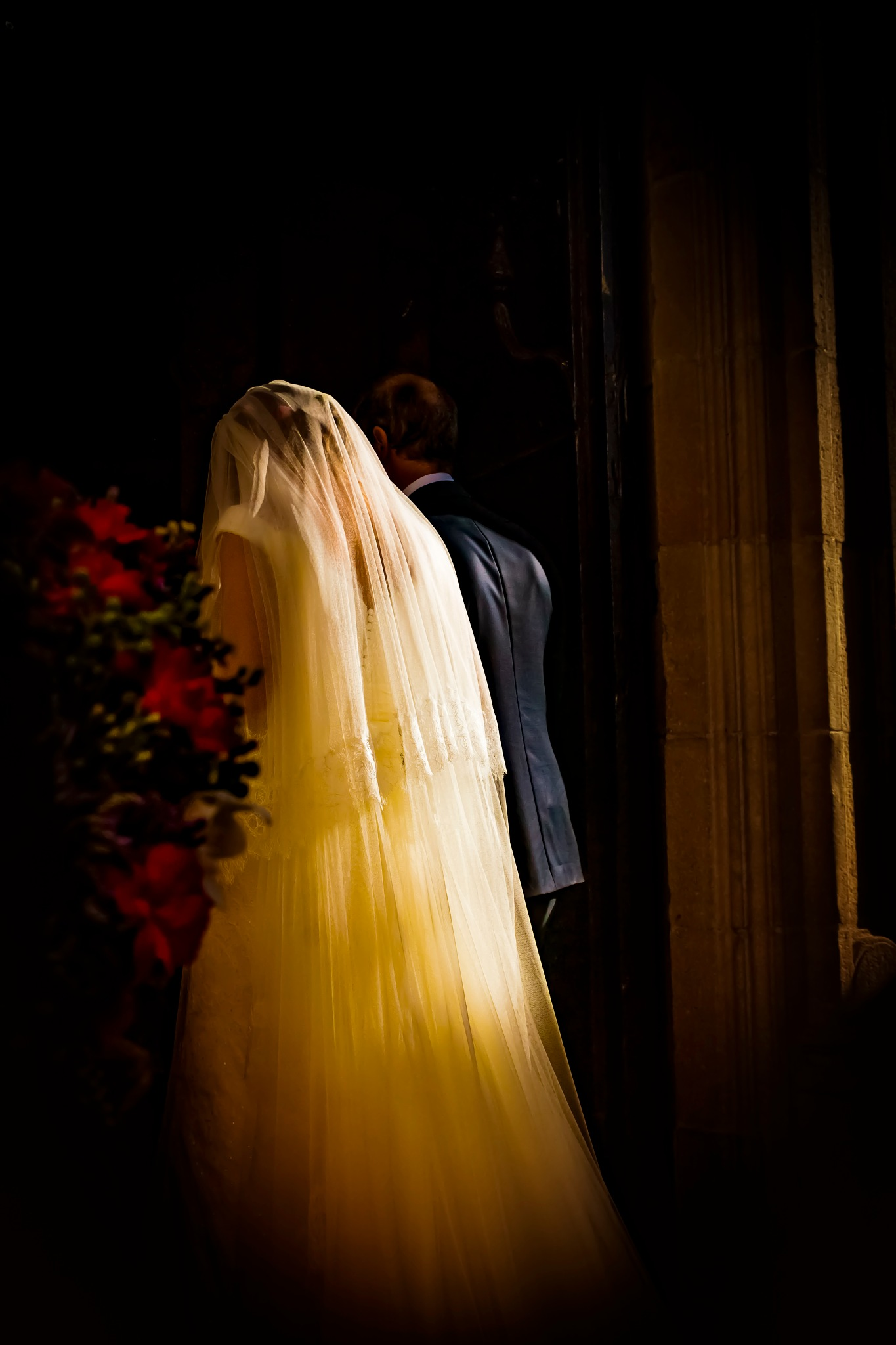 Here comes the bride by djaffar adane
