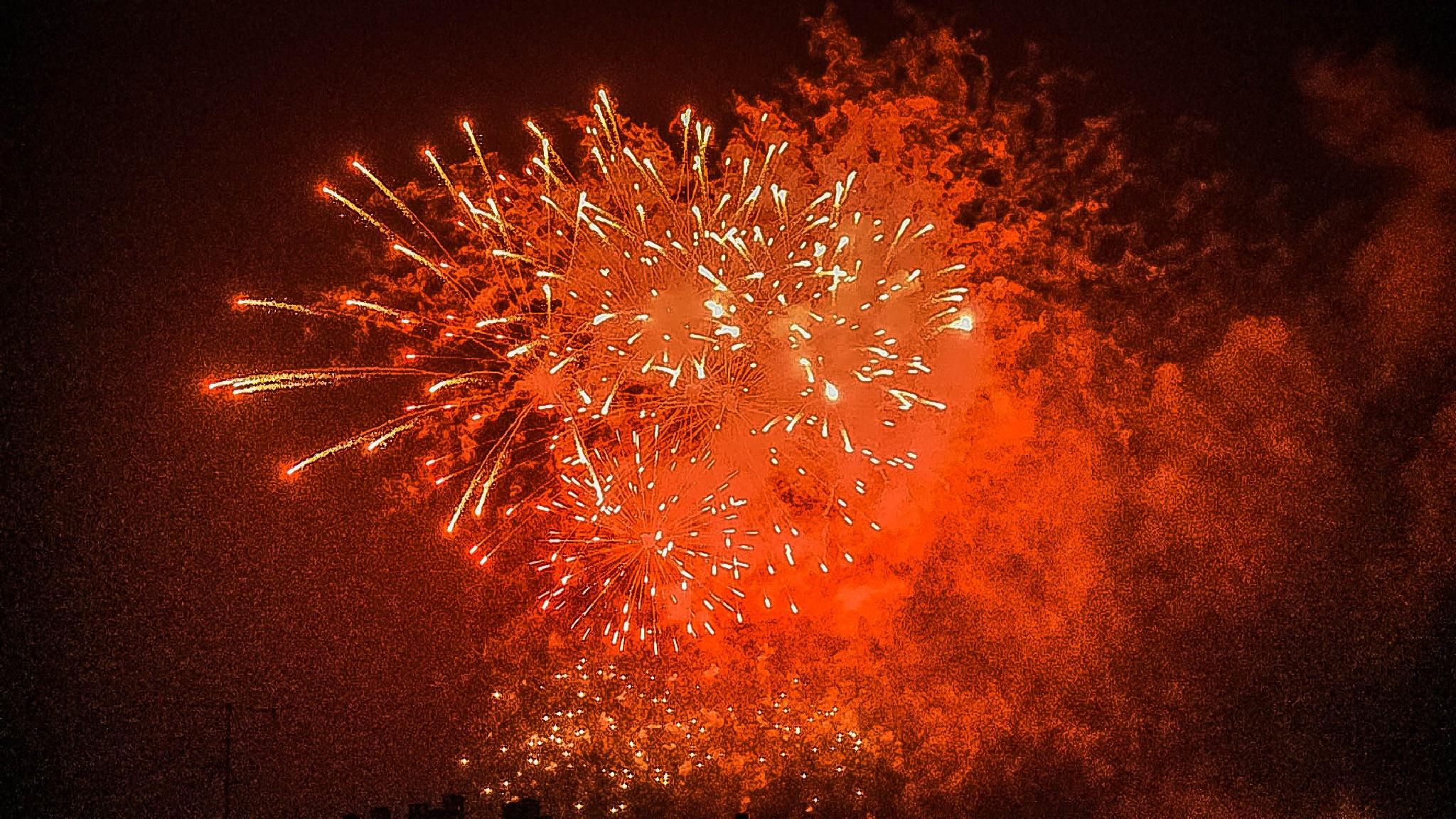 Fireworks 2 by djaffar adane