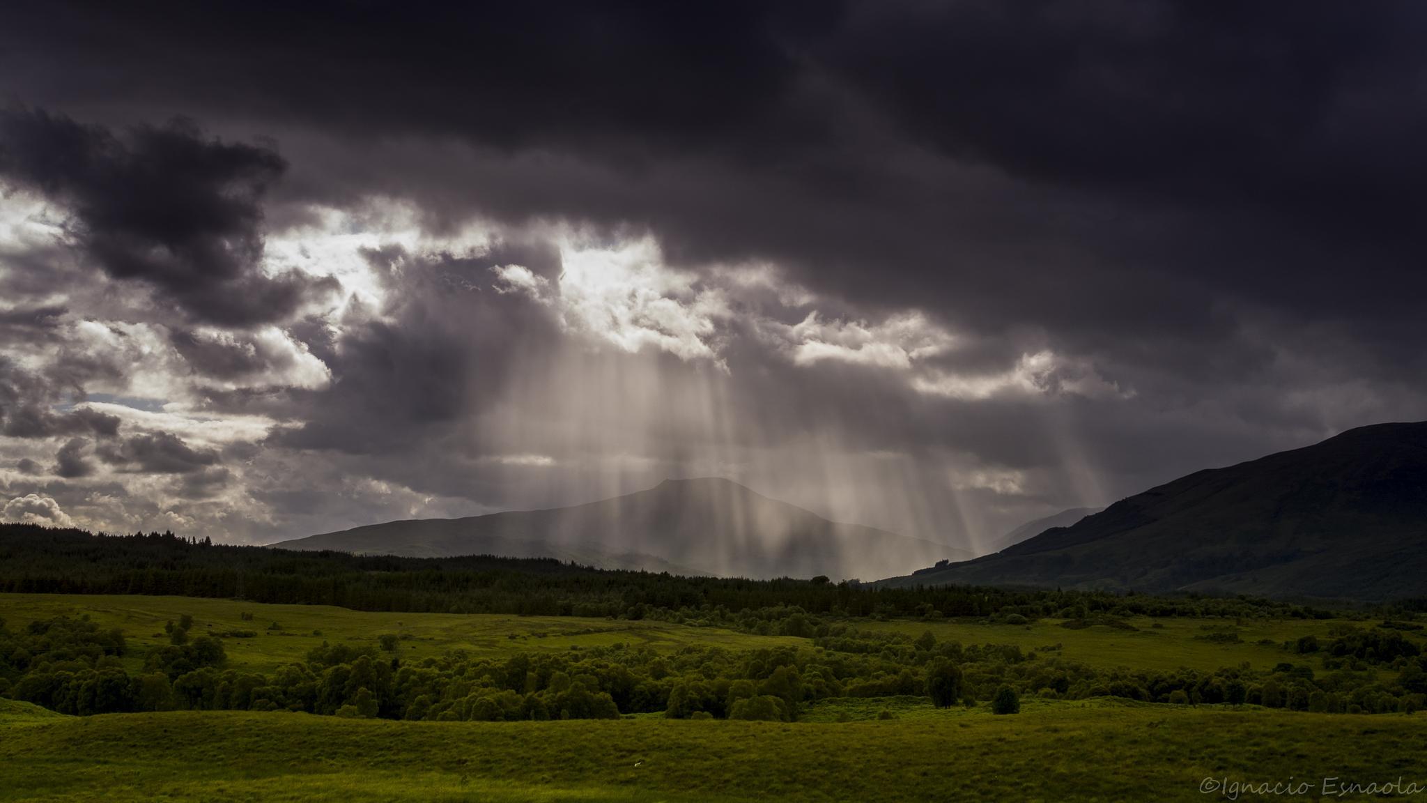 Magic sun by Ignacio Esnaola