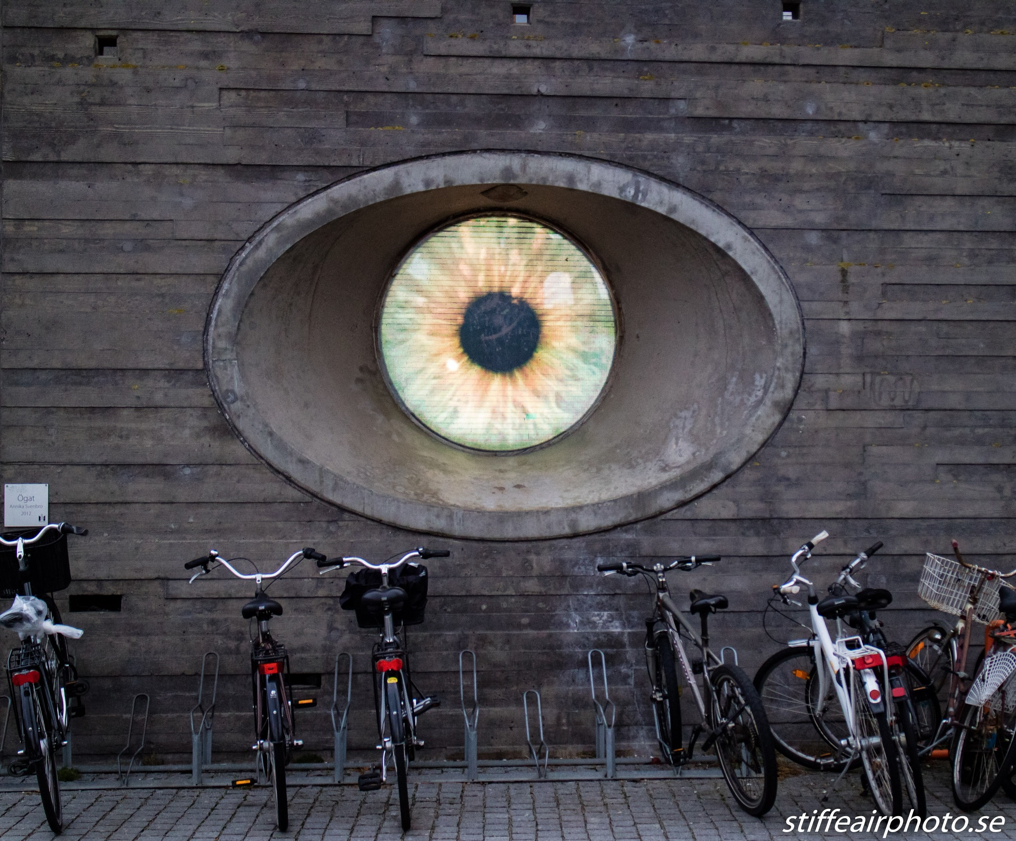 The eye  by Stefan Nilsson