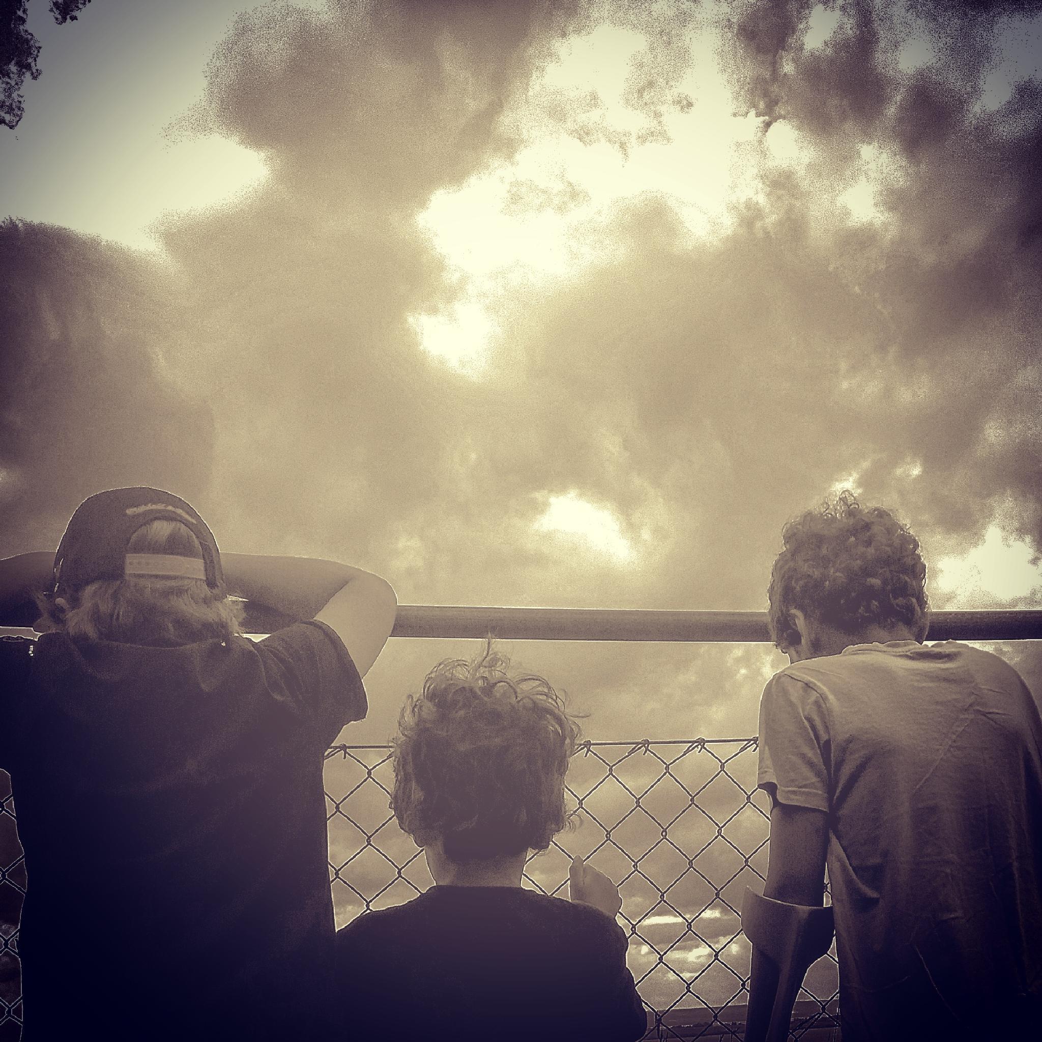 my lovely Boys  by Sandra Tiroler