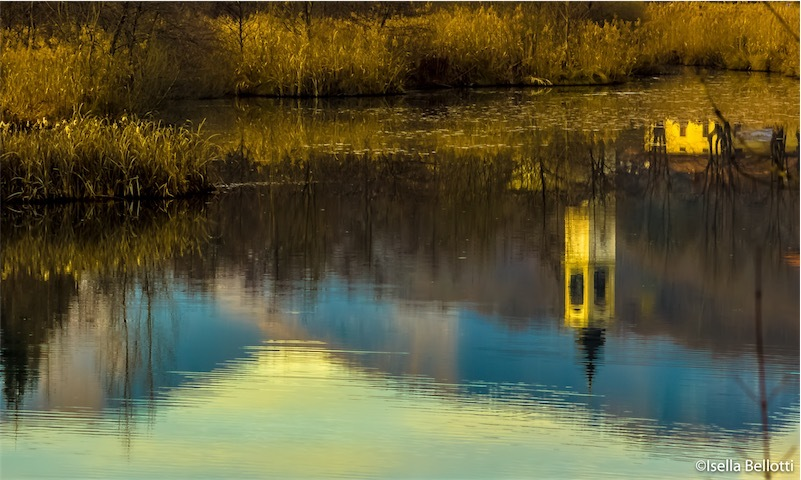BRINZIO (VA) Riflessi nel lago by isbellotti