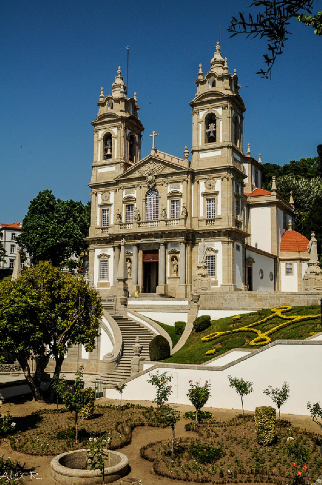 Braga by Alex Rocio