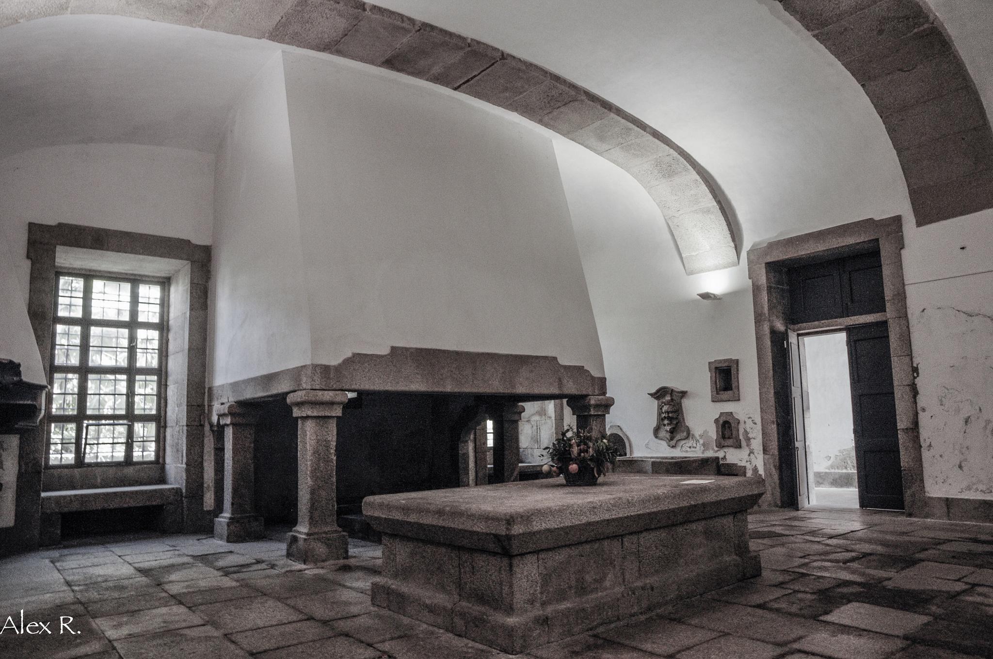 Old kitchen by Alex Rocio