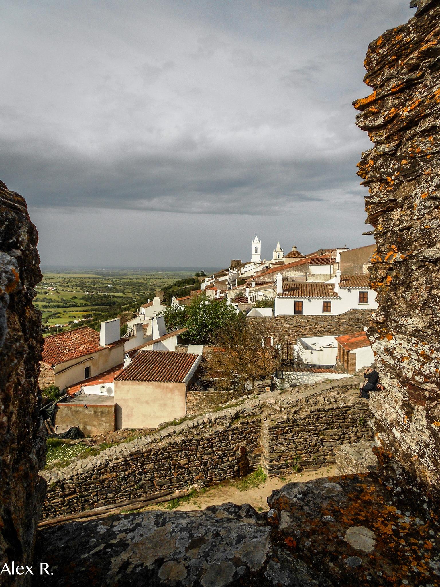 old town  by Alex Rocio