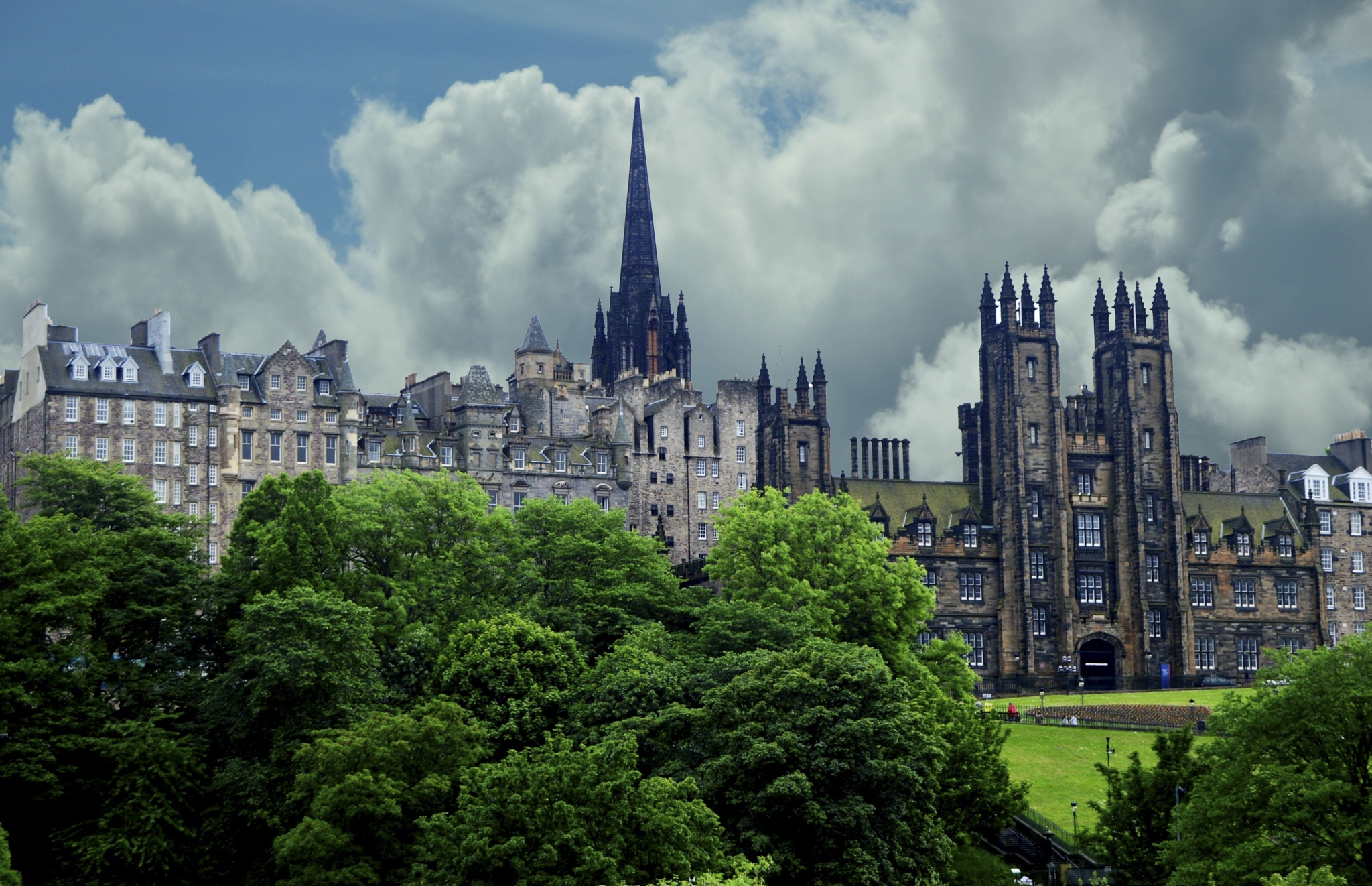 Edinburgh by John White
