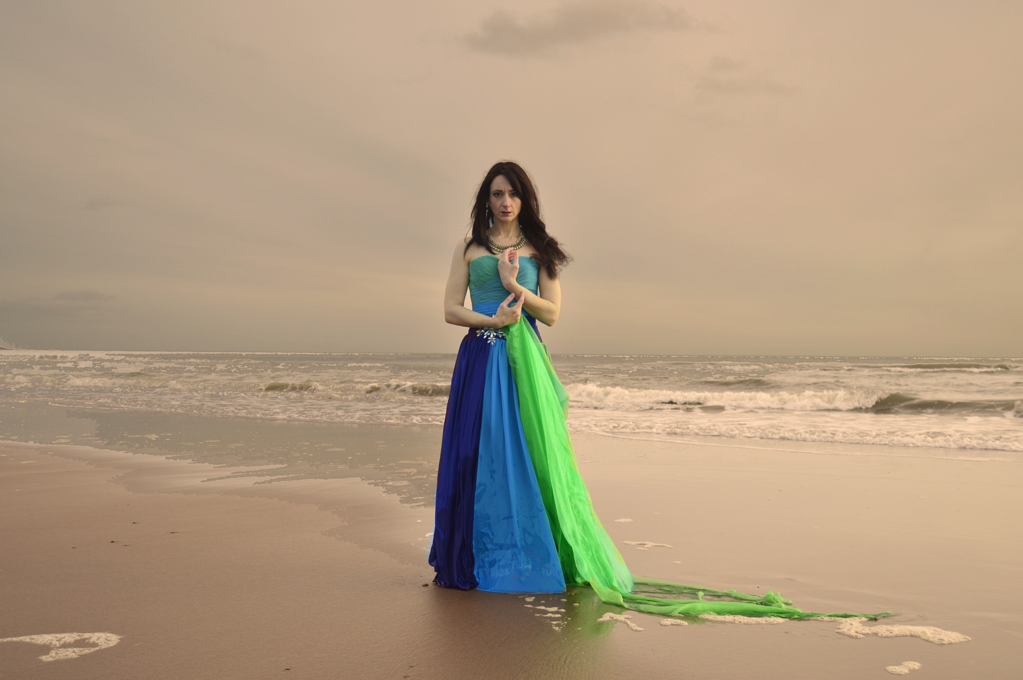 Ocean Queen by John White