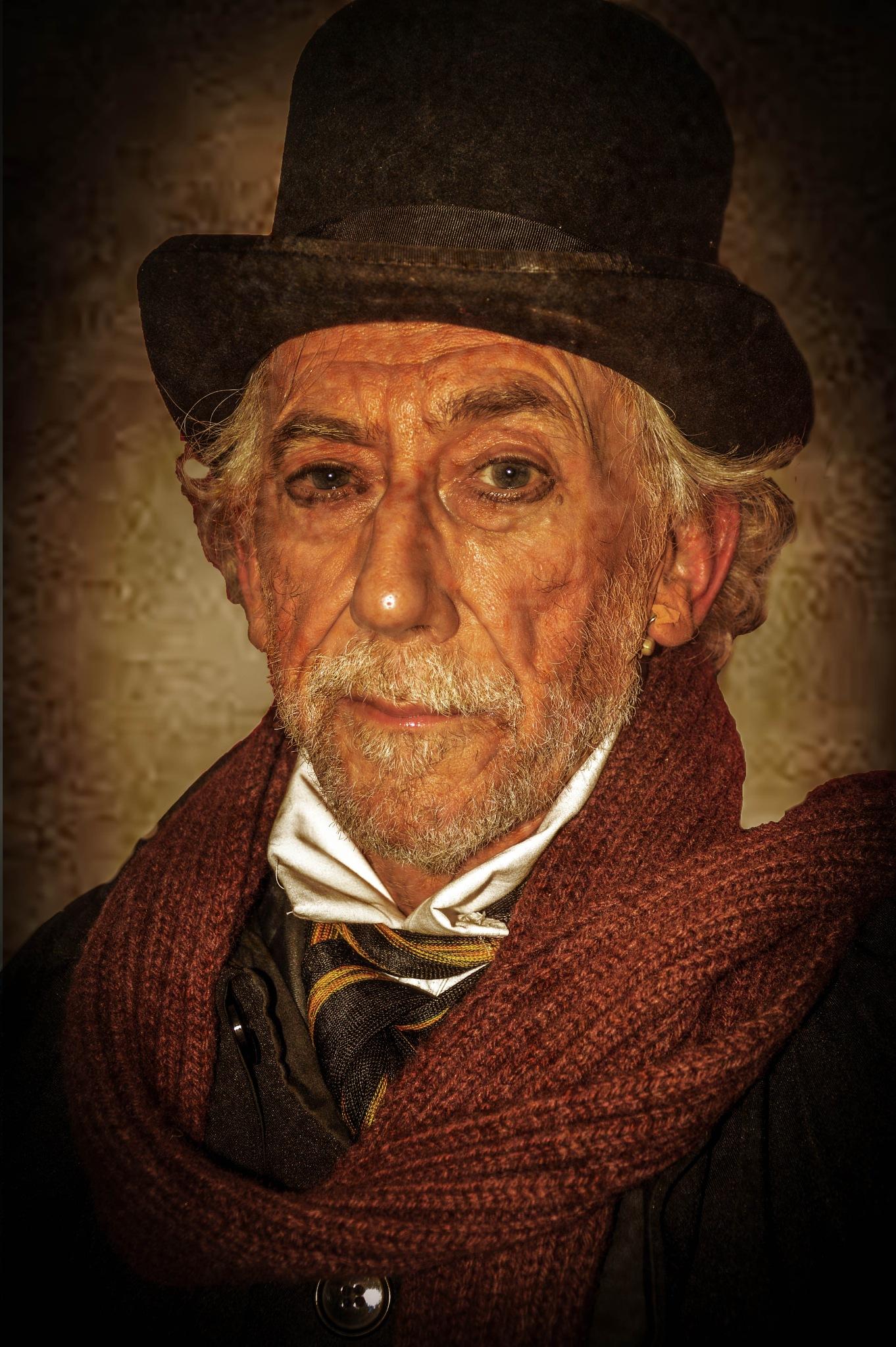 George aka Scrooge by John White