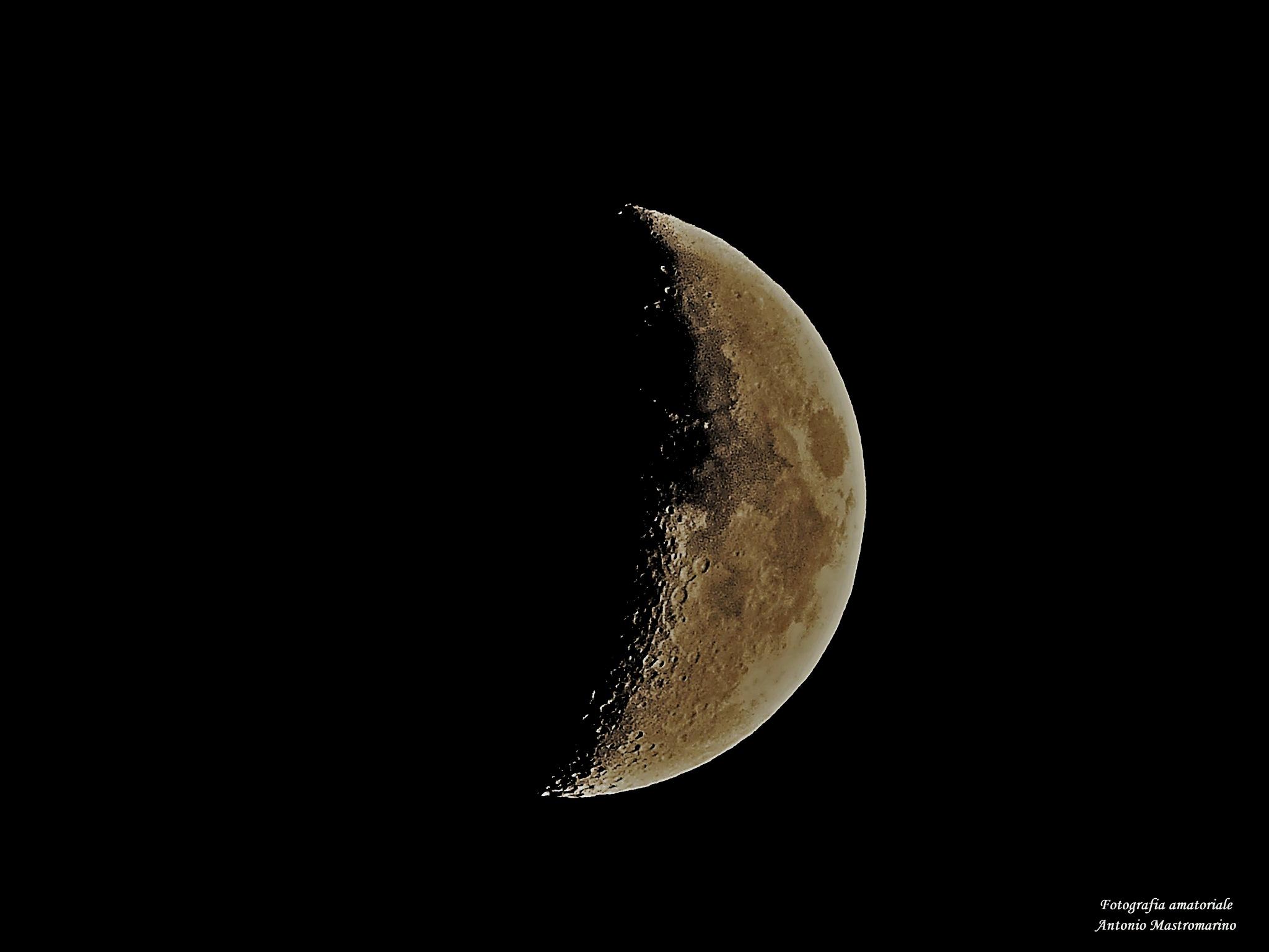 Luna Moon 26.10.2017 by antonio mastromarino