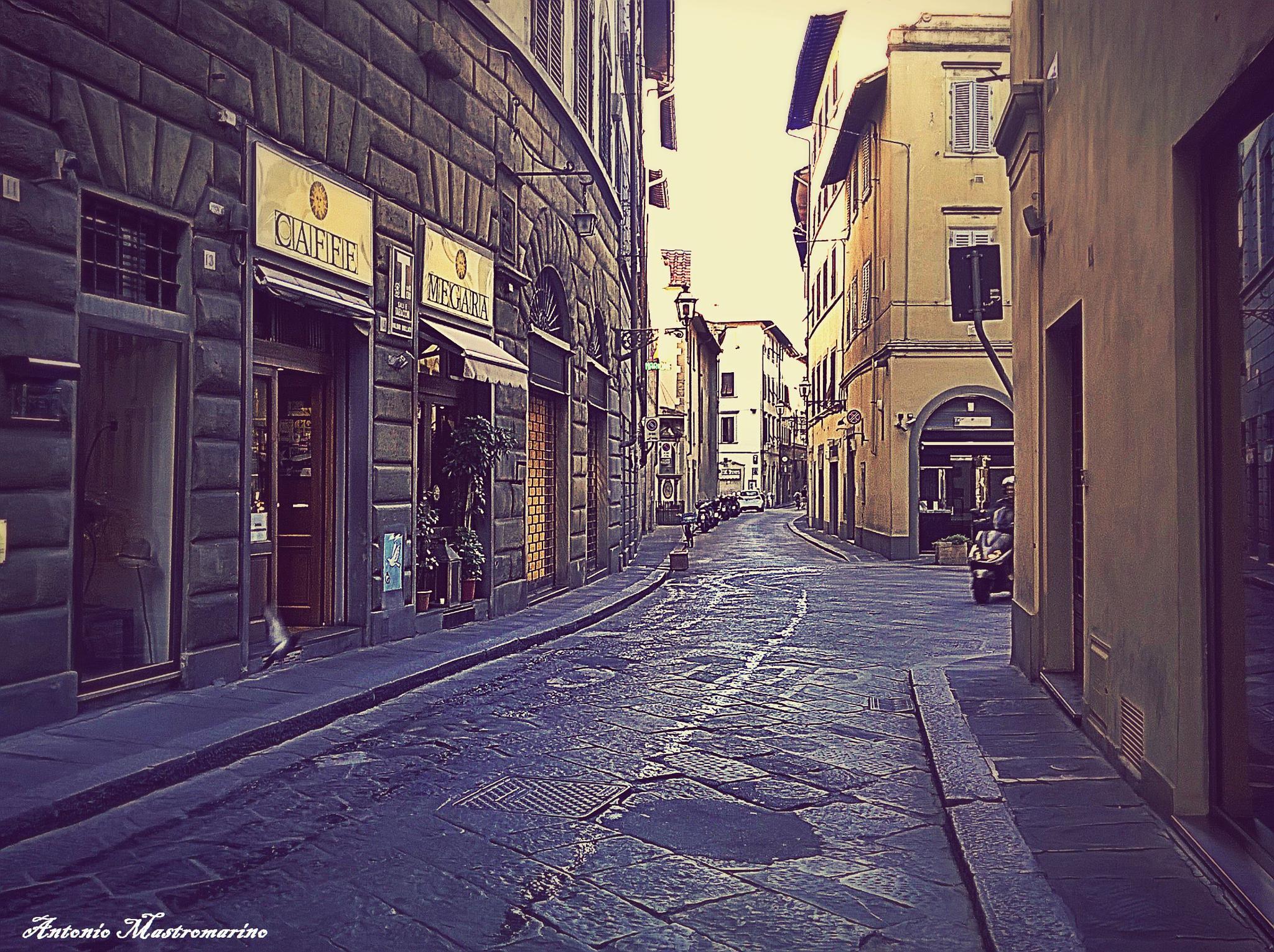 Firenze via della Spada by antonio mastromarino