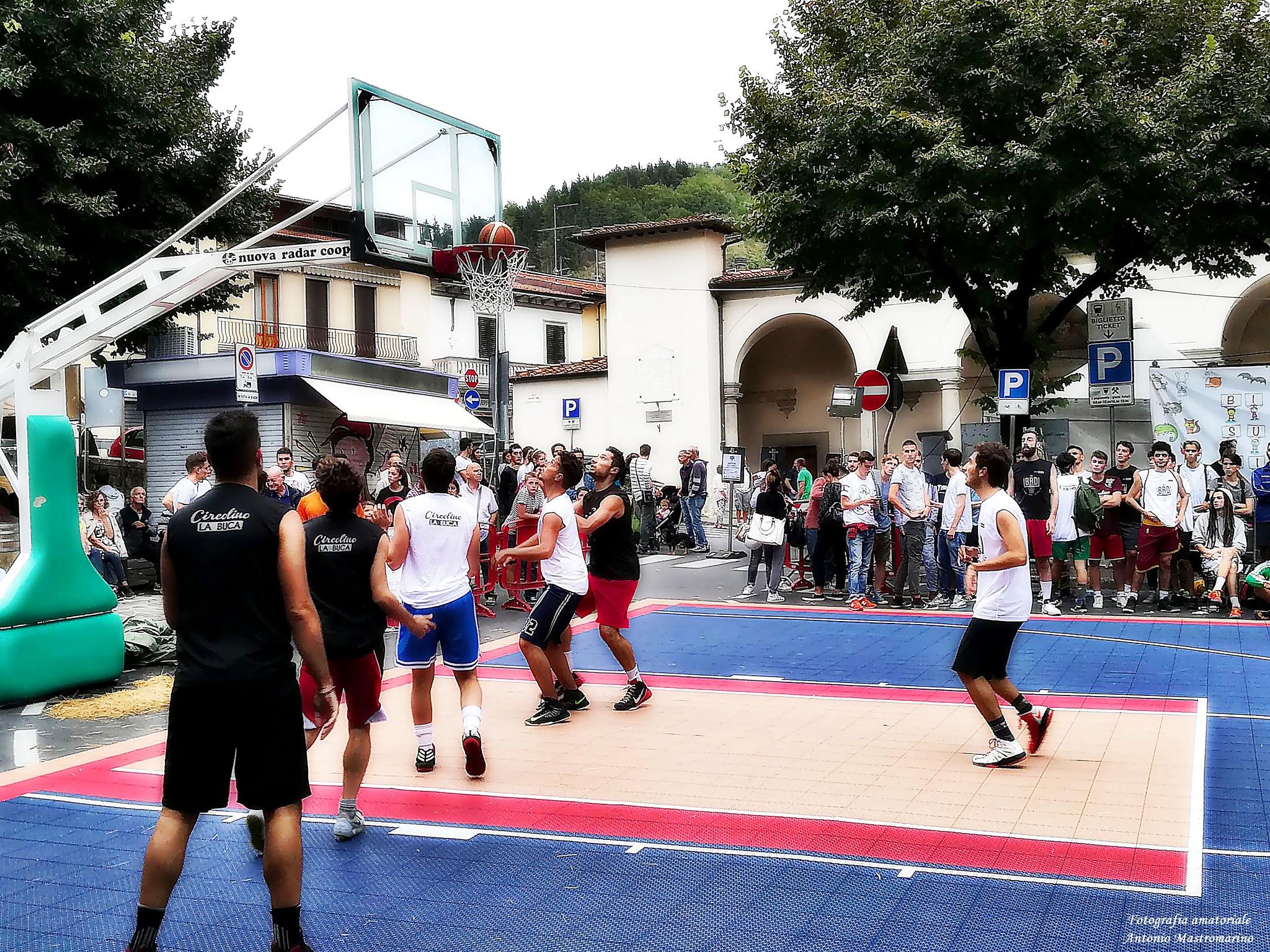 streetbasket by antonio mastromarino