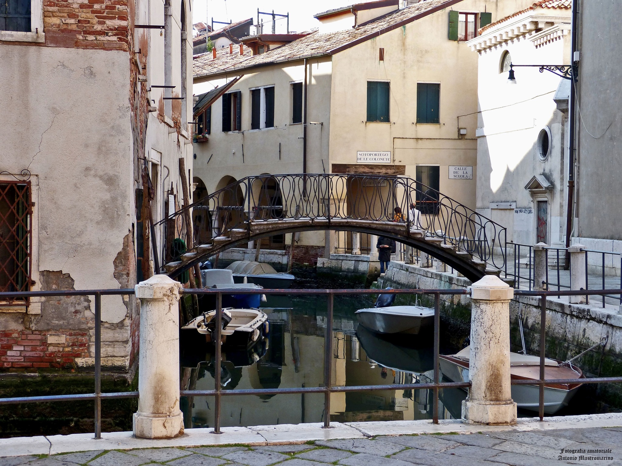 Venezia by antonio mastromarino