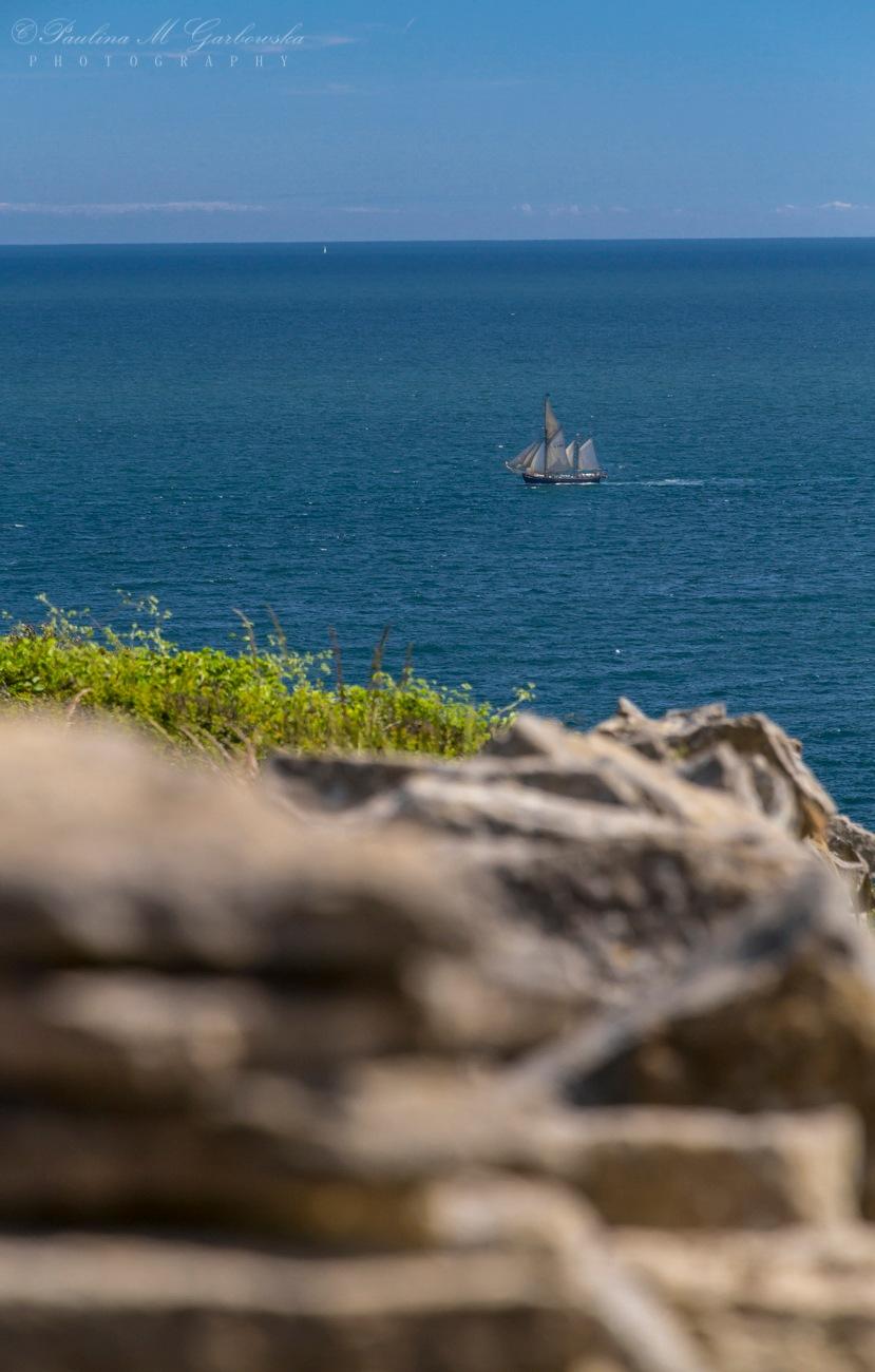 Seascape by Paulina M Garbowska