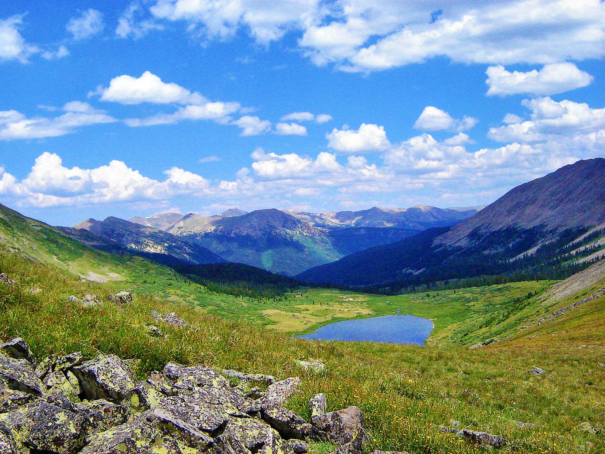 Summer landscape - Colorado by SaraSnow