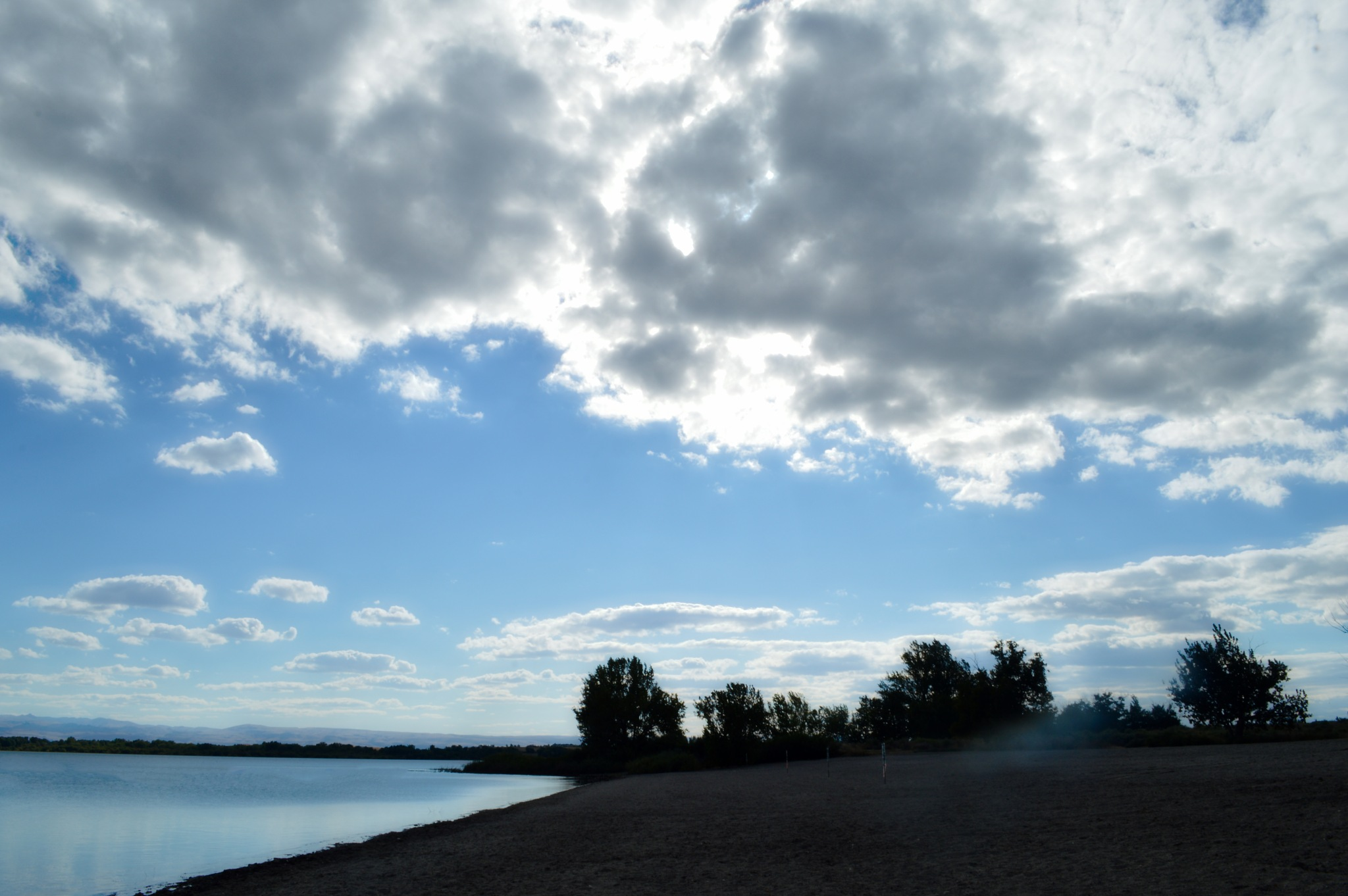 Water and Sky by shellee