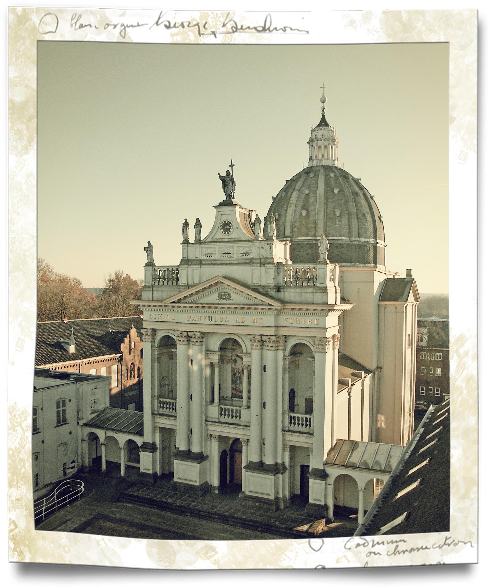 De kapel van Saint-Louis te Oudenbosch by Adrianus