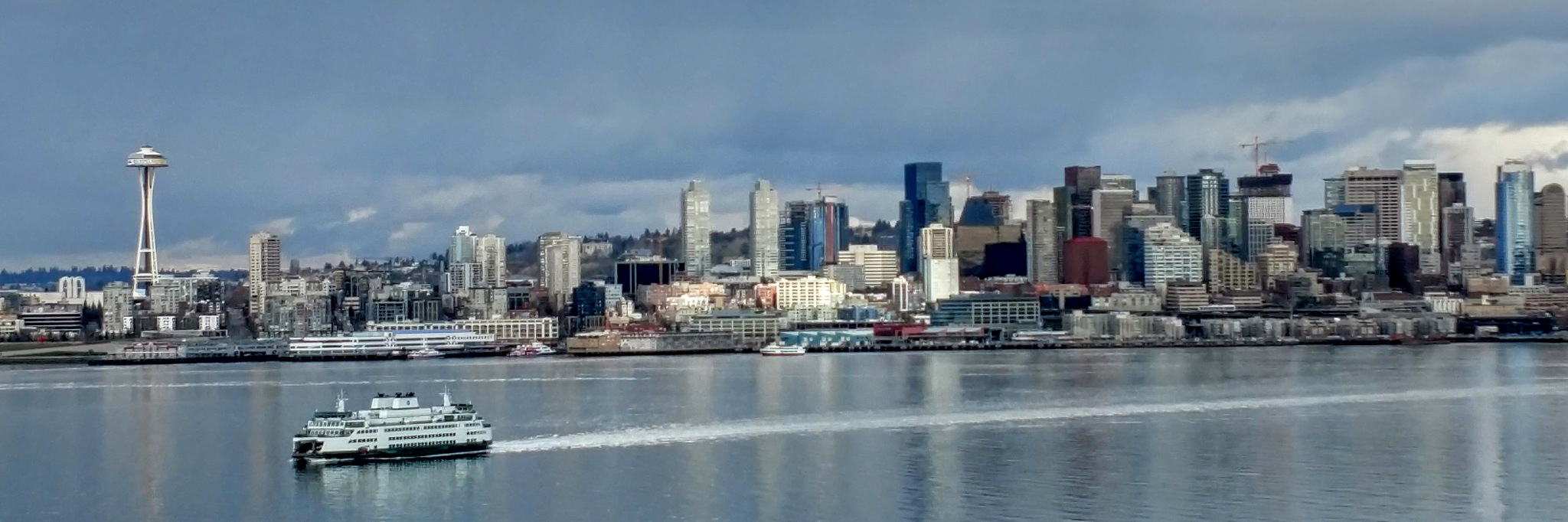 Seattle by tomo3551223